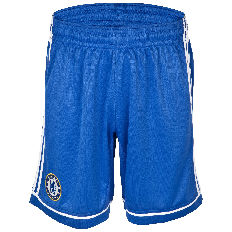 Chelsea Home Shorts 2013/14