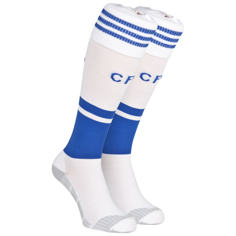 Chelsea Home Sock 2013/14