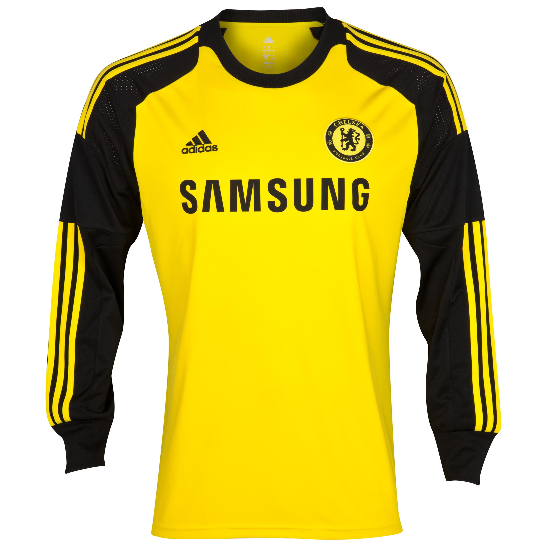 Chelsea Home Goalkeeper Shirt 2013/14 kids