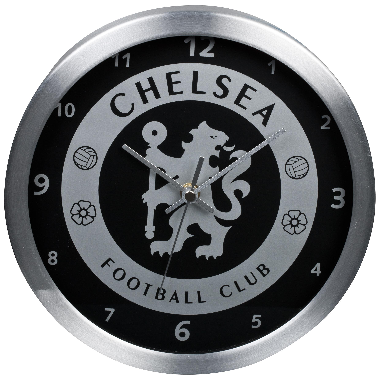 Chelsea Metallic Wall Clock