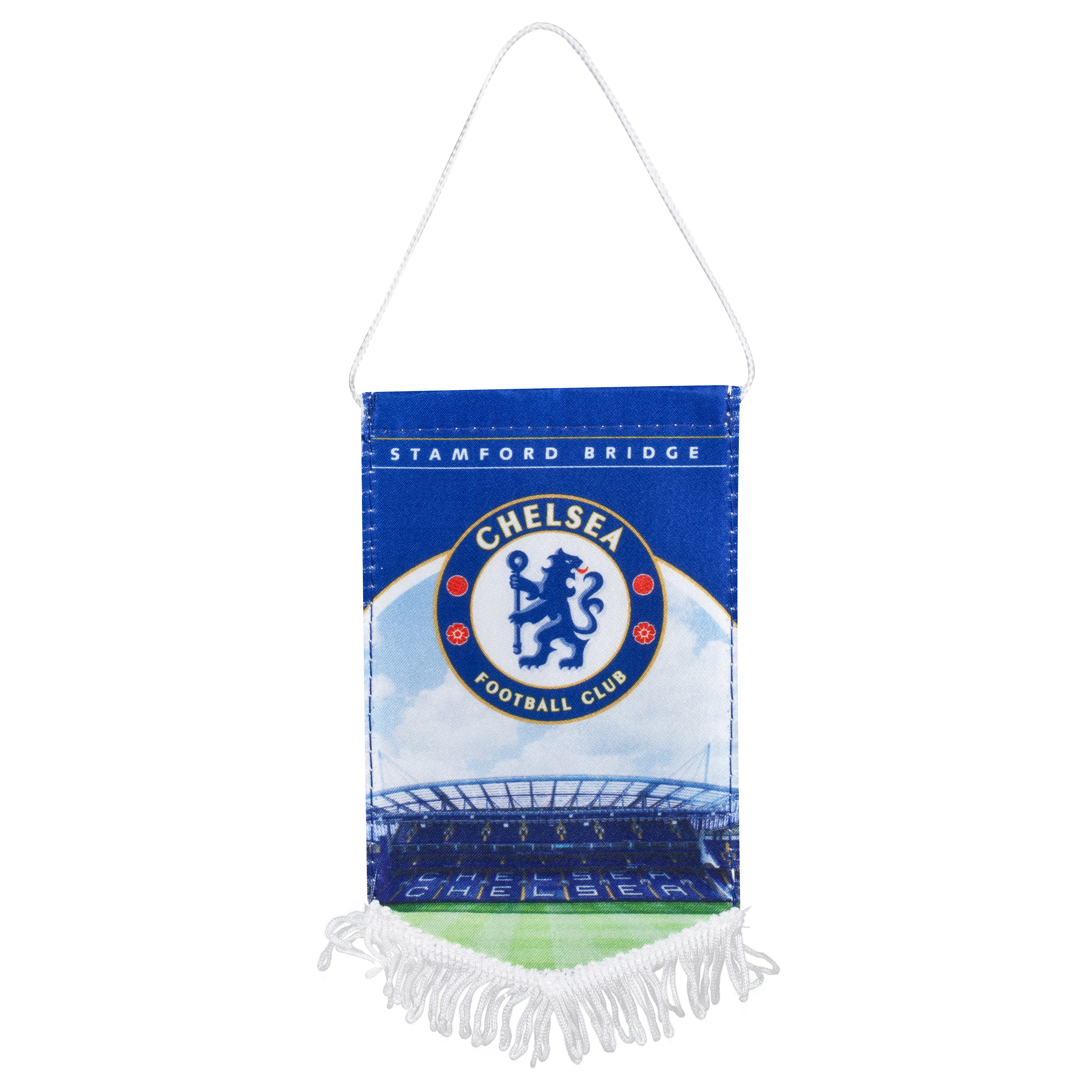 Image of Chelsea Stadium Pennant, Blue