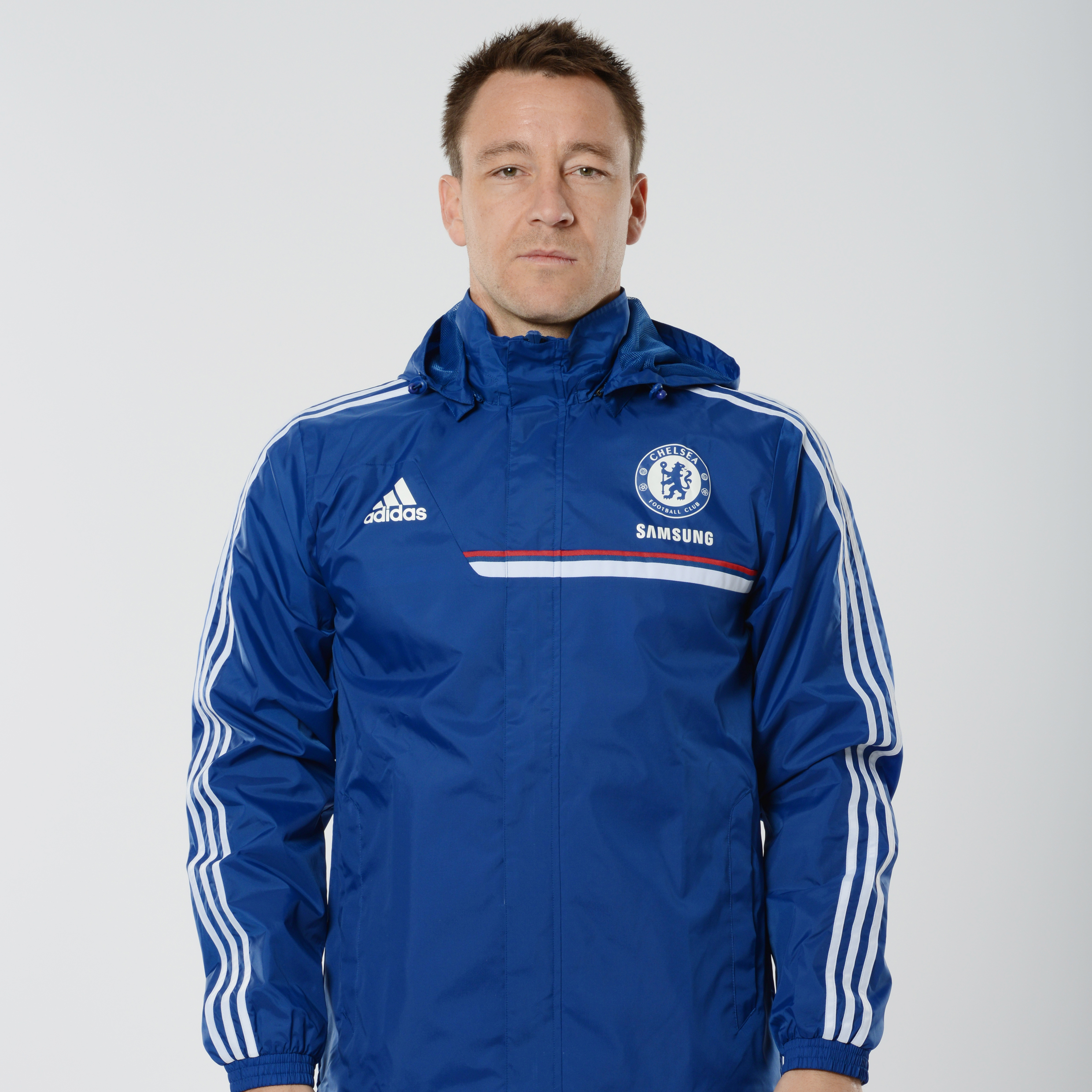 Chelsea Training All Weather Jacket Dk Blue
