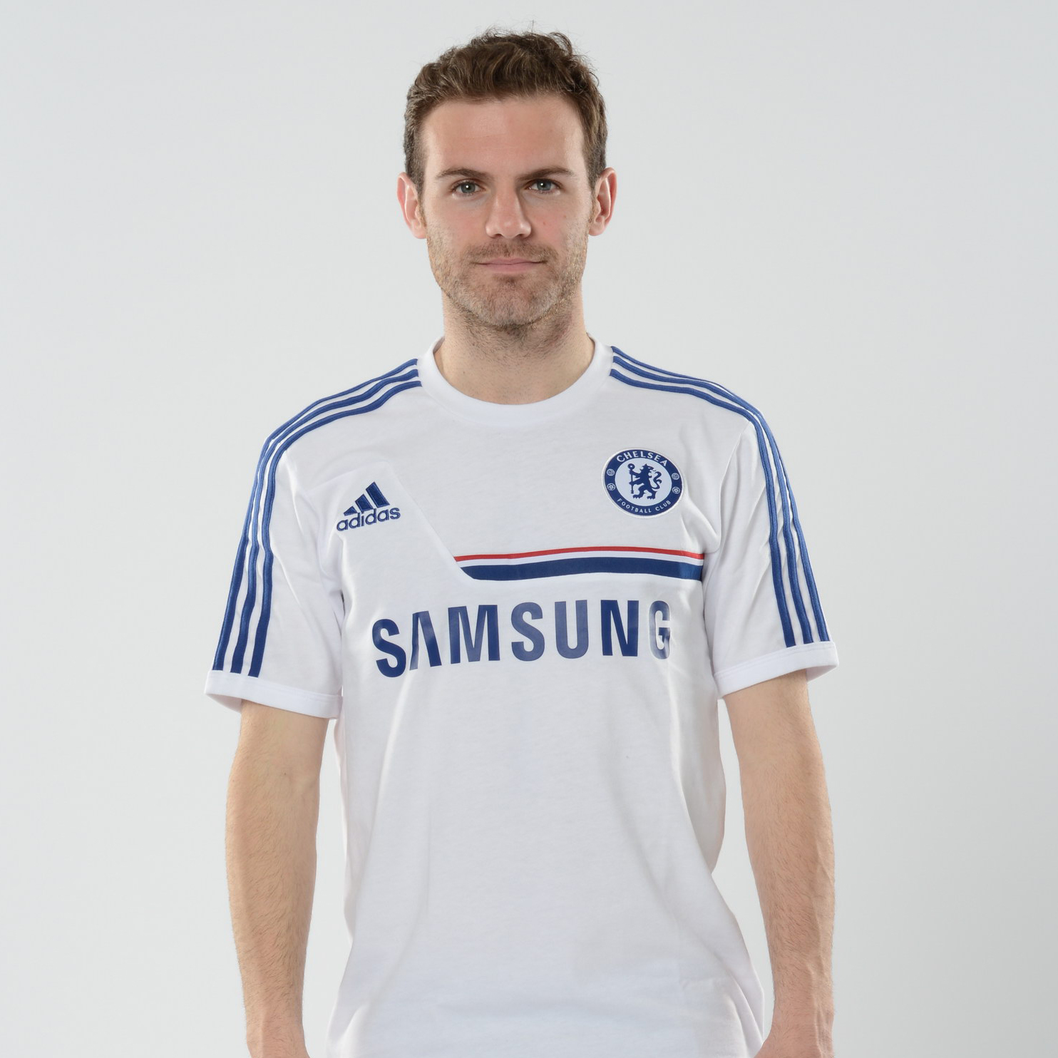 Chelsea Training T-Shirt White