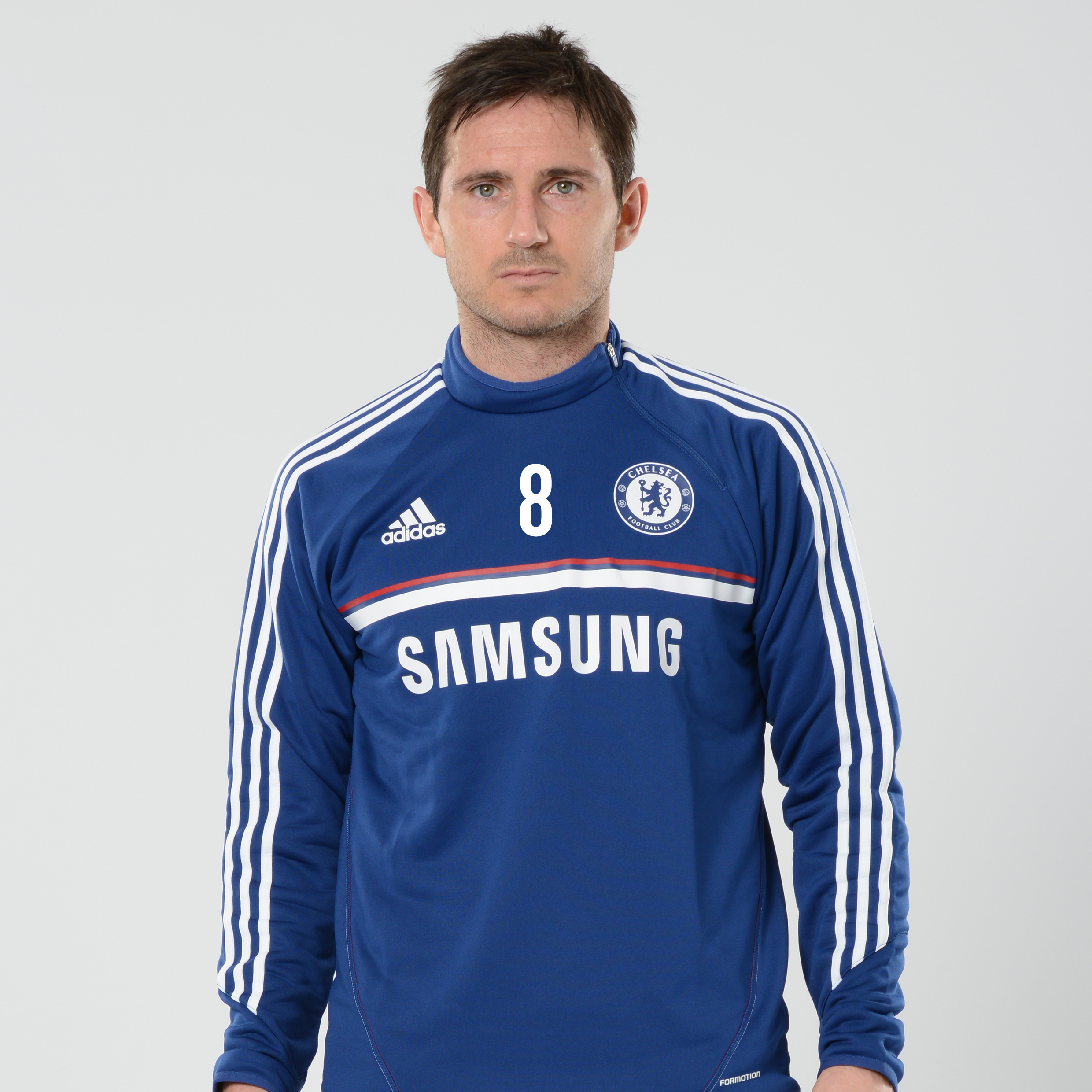 Chelsea Training Top Dk Blue