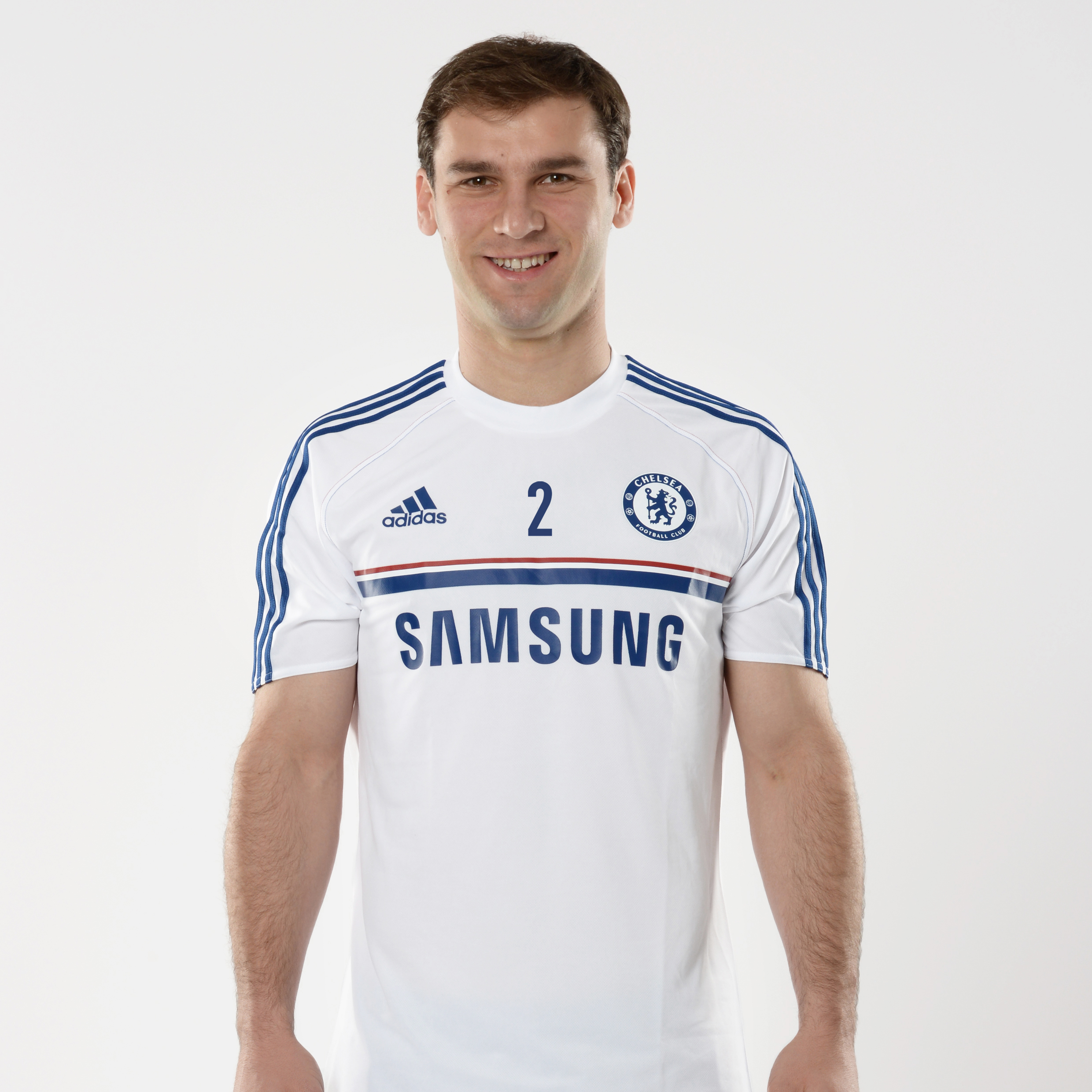 Chelsea Training JerseyKids White