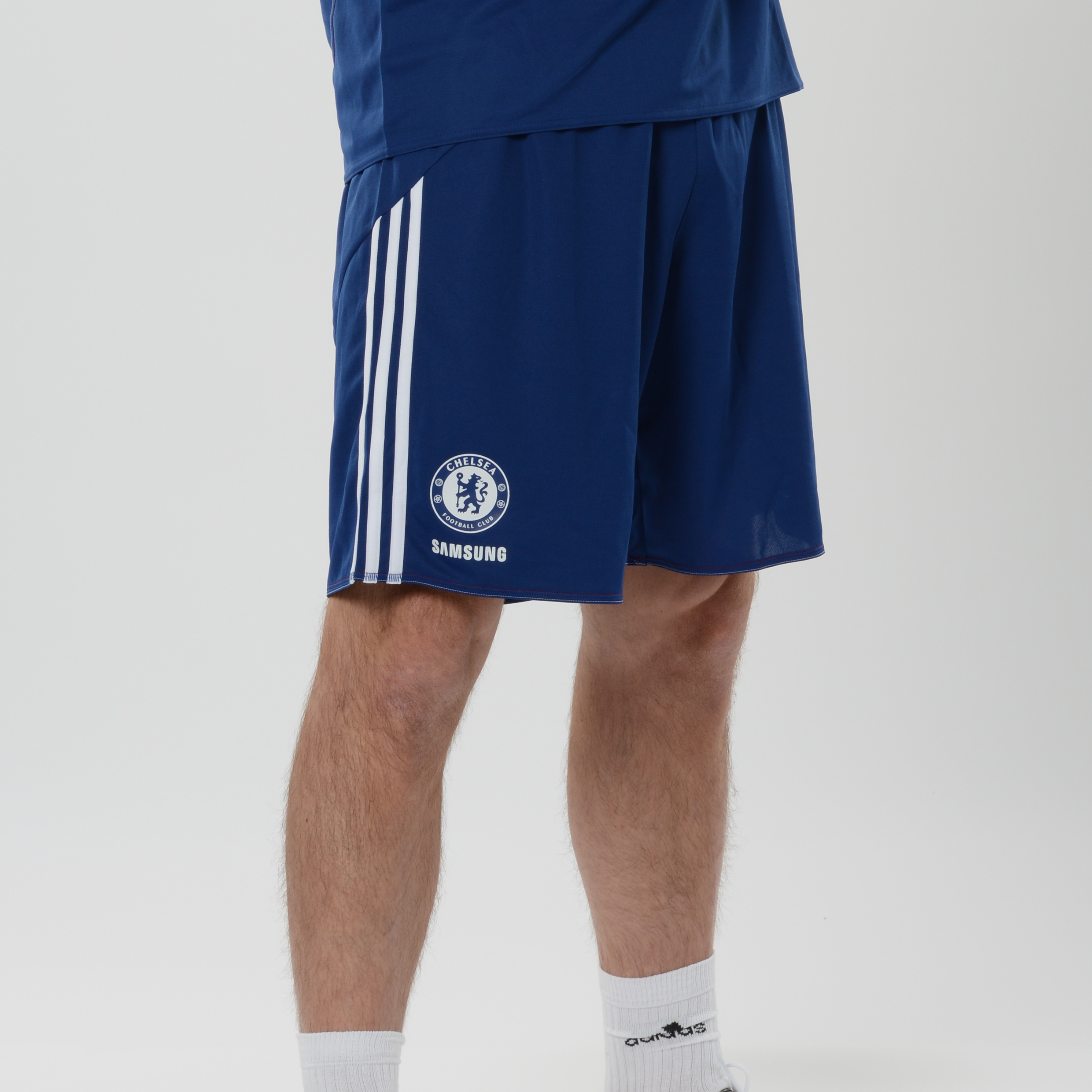 Chelsea Training Short Kids Dk Blue