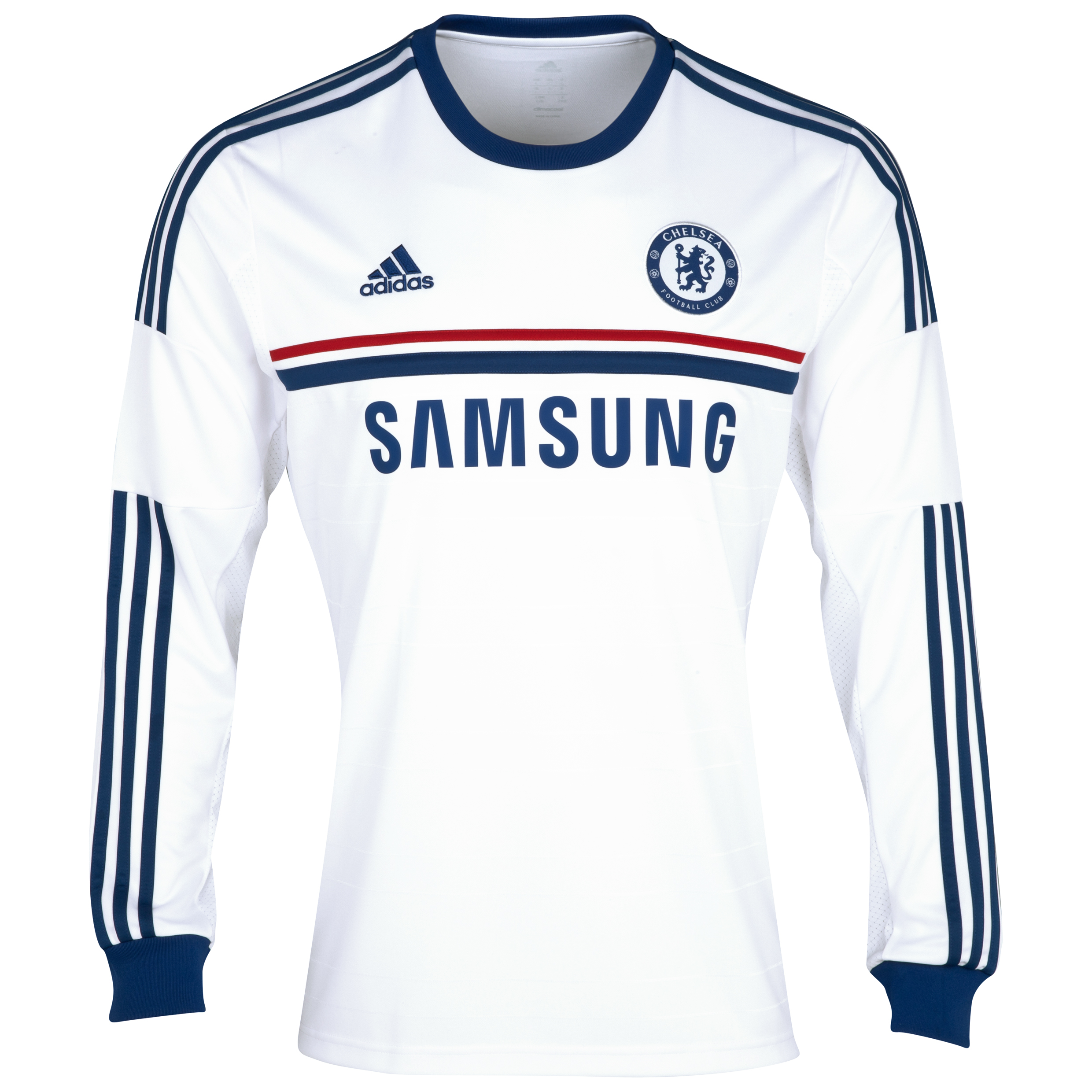 Chelsea Away Shirt 2013/14 Long Sleeved Kids