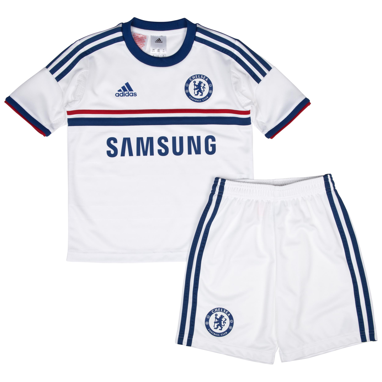 Chelsea Away Baby Kit 2013/14