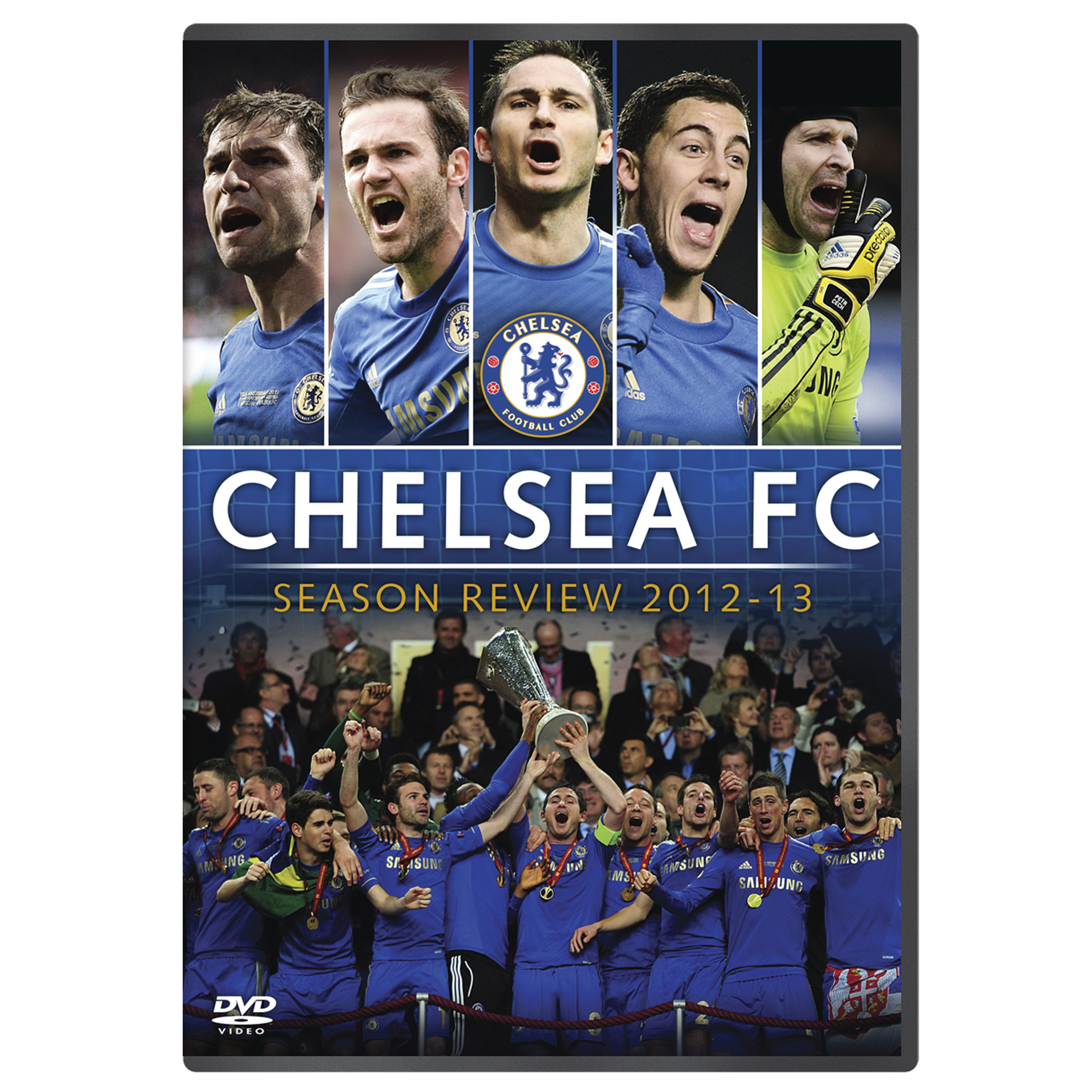 Chelsea 2012/13 Season Review DVD
