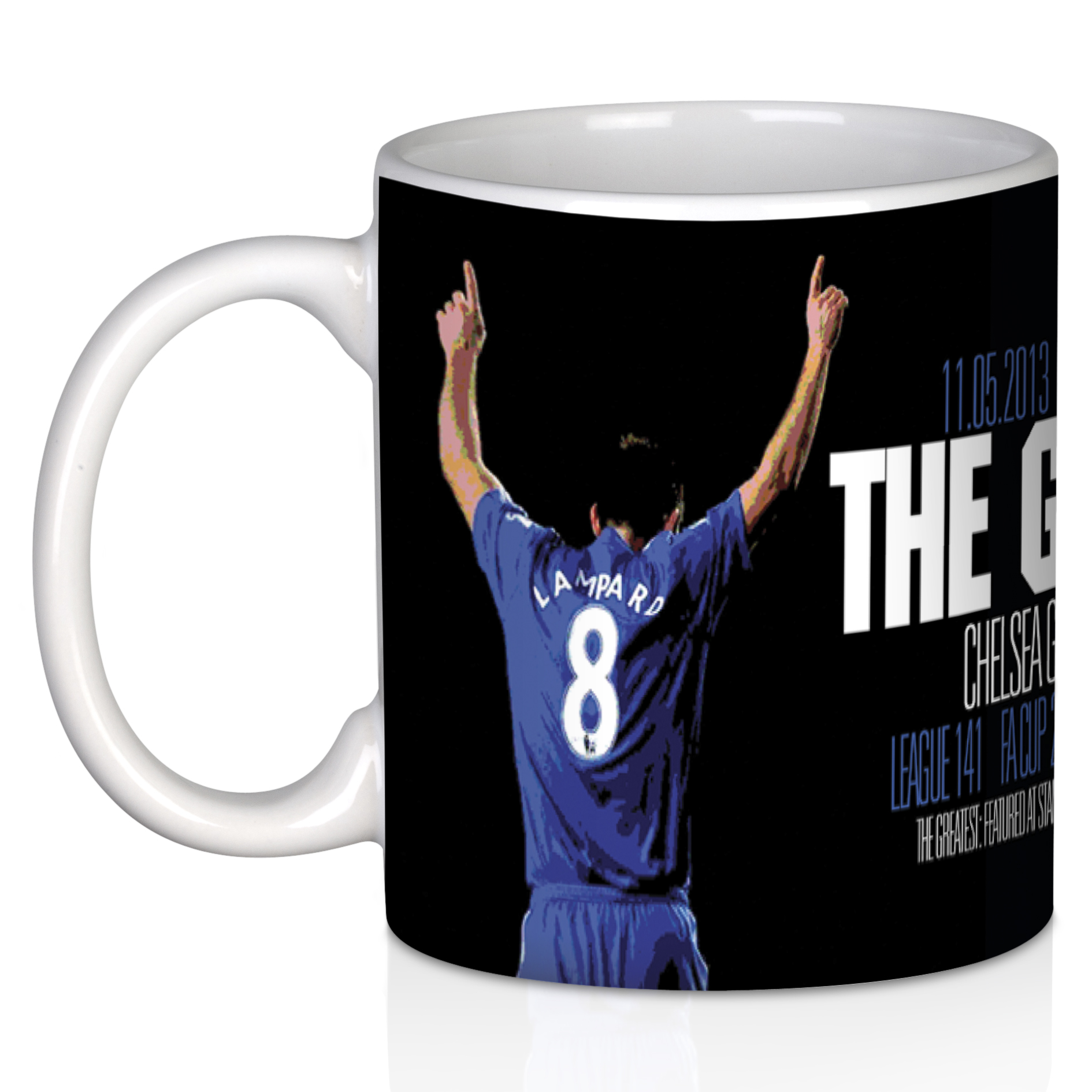Chelsea Lampard The Greatest Goal Scorer Of All Time Mug