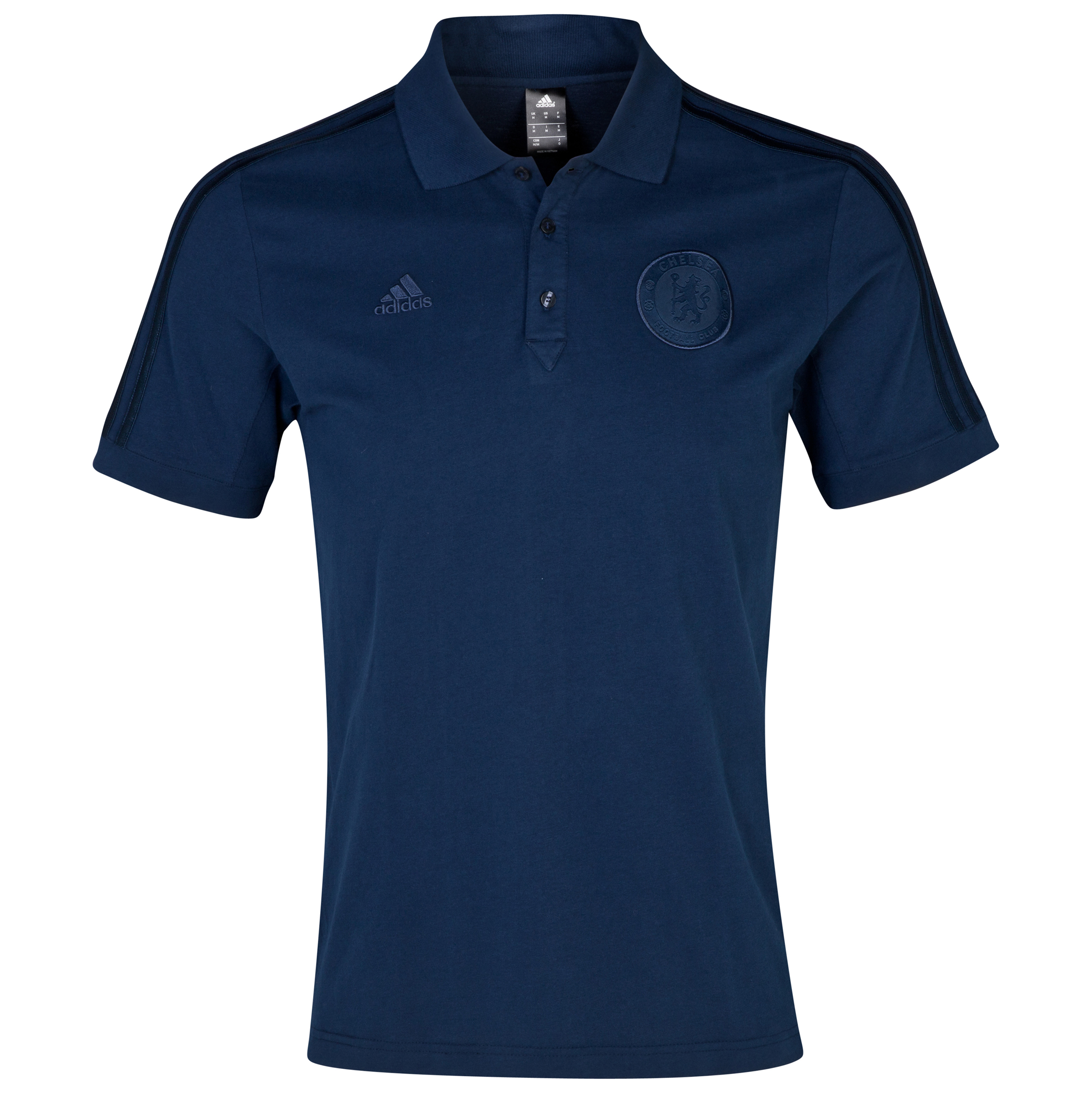 Chelsea Core Polo - Navy Navy
