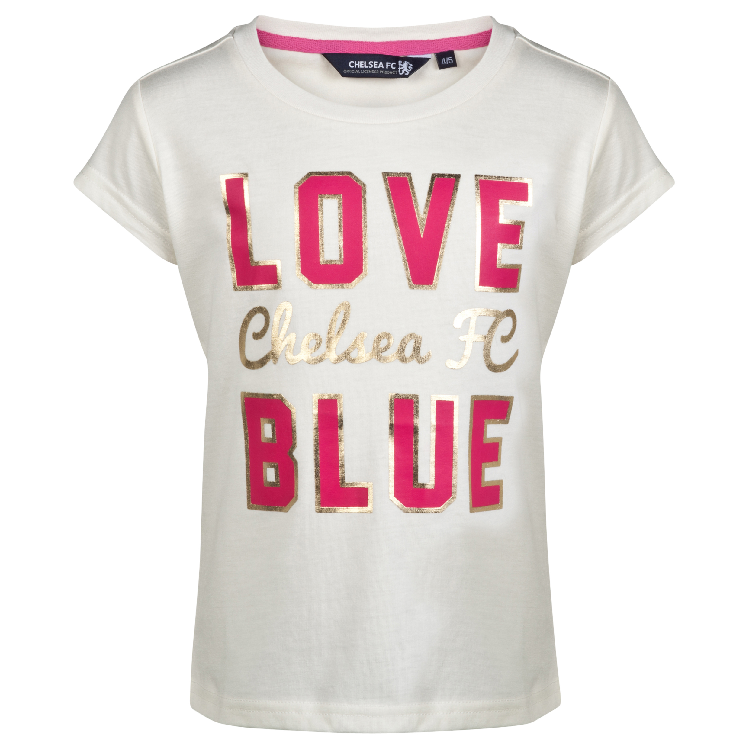 Chelsea Graphic T-Shirt - Infant Girls White