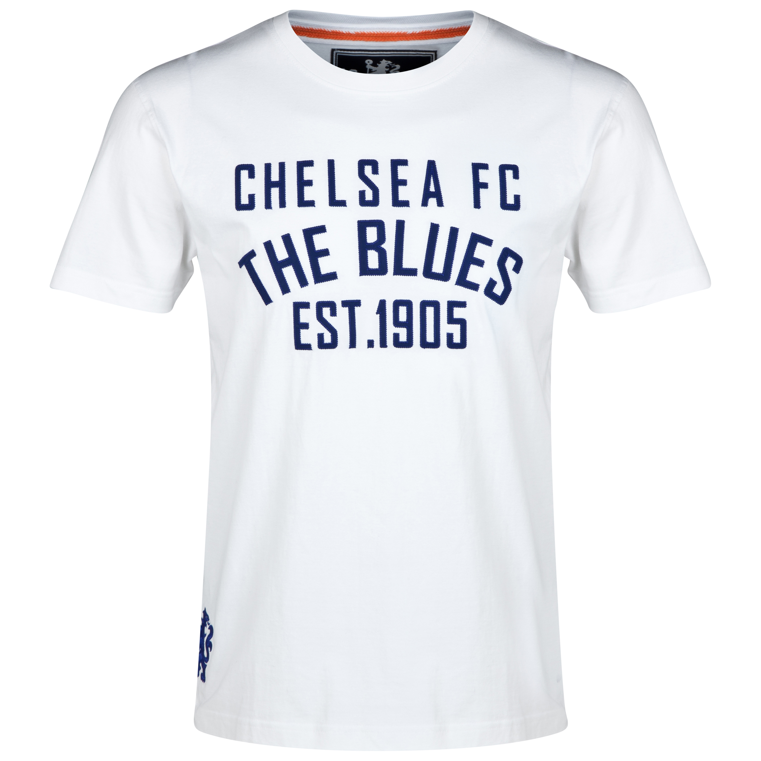 Chelsea Heritage Graphic T-Shirt - Mens White