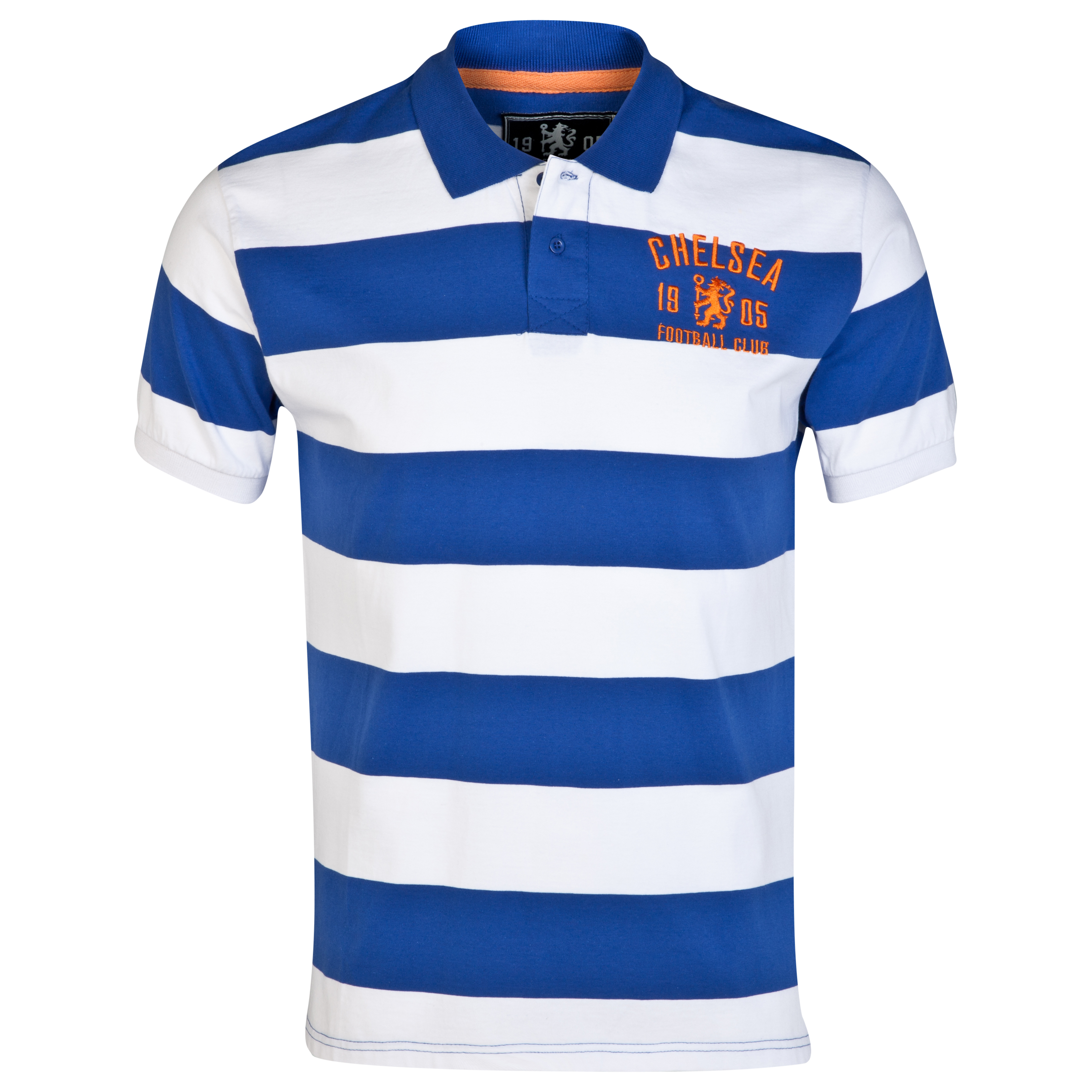 Chelsea Heritage Striped Polo Shirt - Mens Multi
