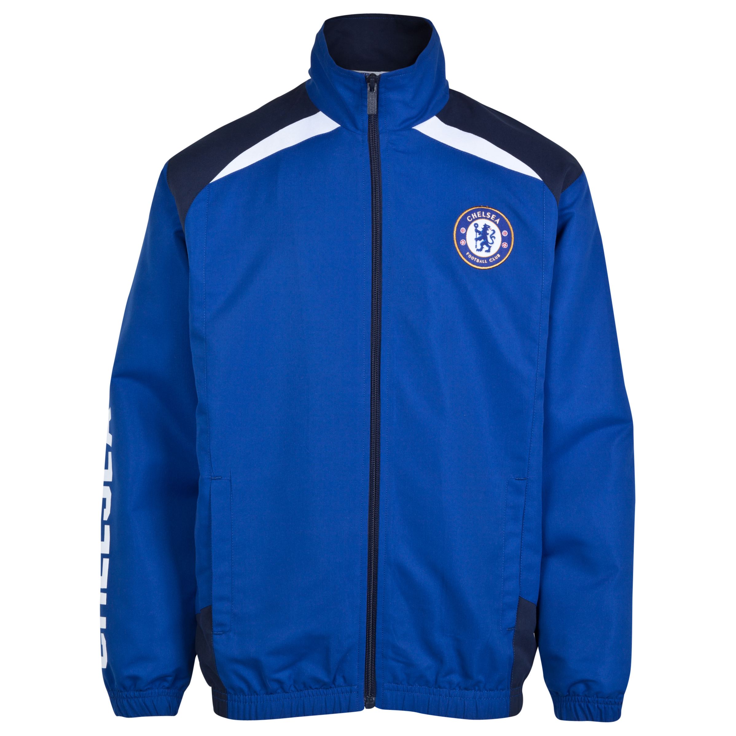 Chelsea Basic Woven Leisure Jacket - Older Boys Blue
