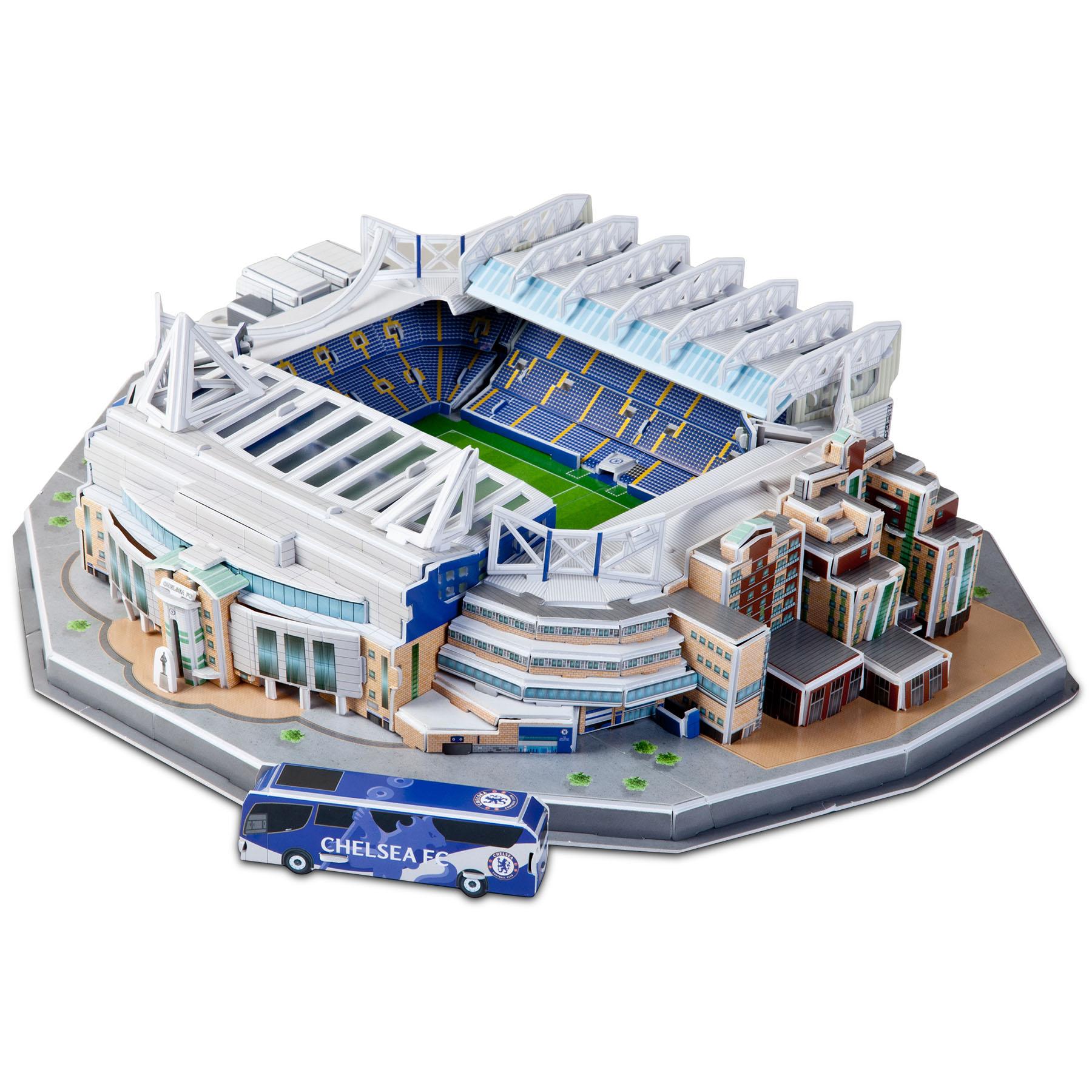 Image of Chelsea 3D Stadium Puzzle