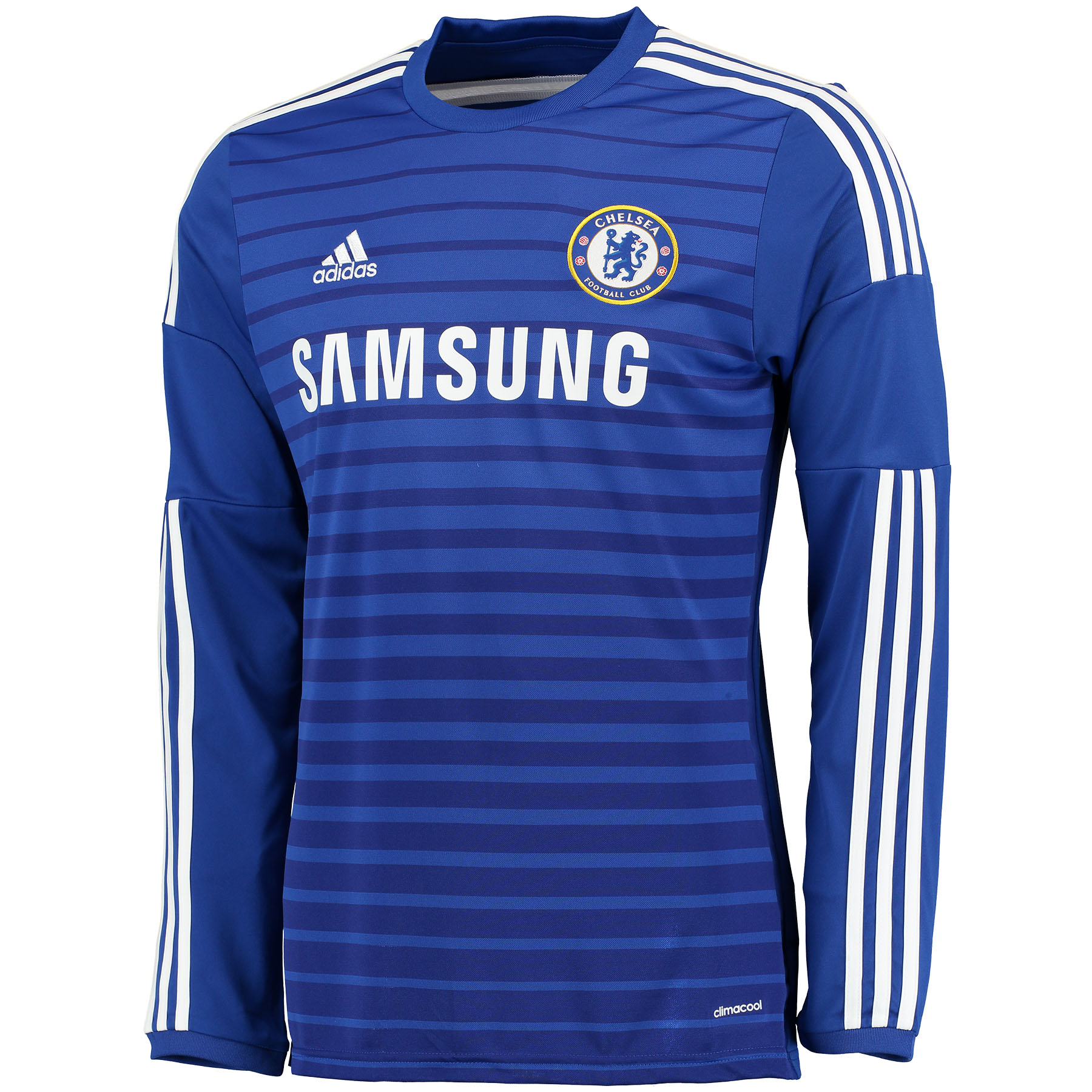 Buy Chelsea Home Kit 2014/15 Long Sleeve Blue