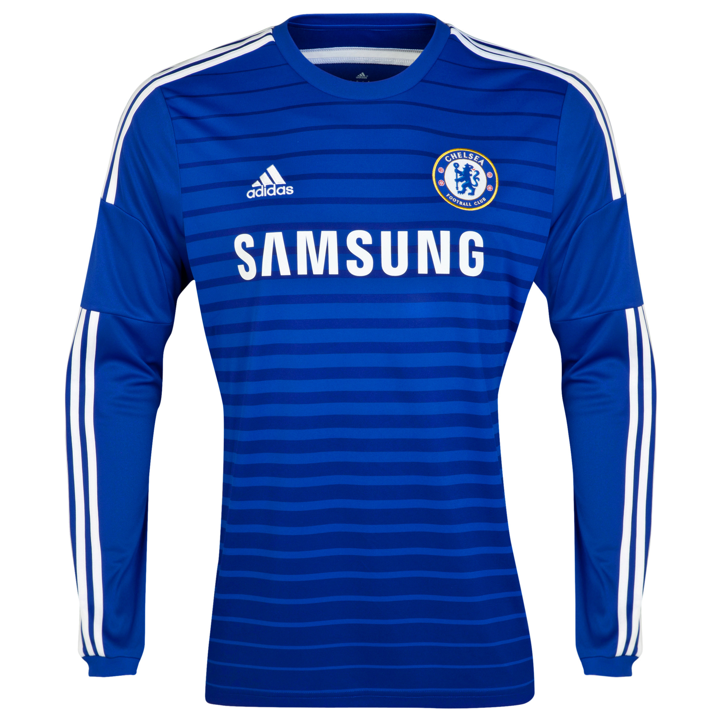 Buy Chelsea Home Kit 2014/15 Long Sleeve Kids Blue