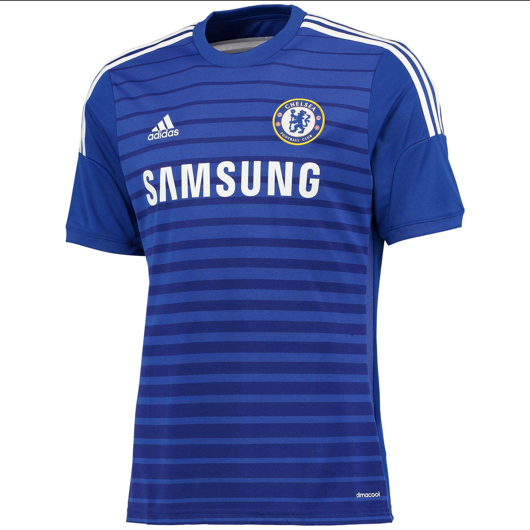 Chelsea Home Shirt 2014/15
