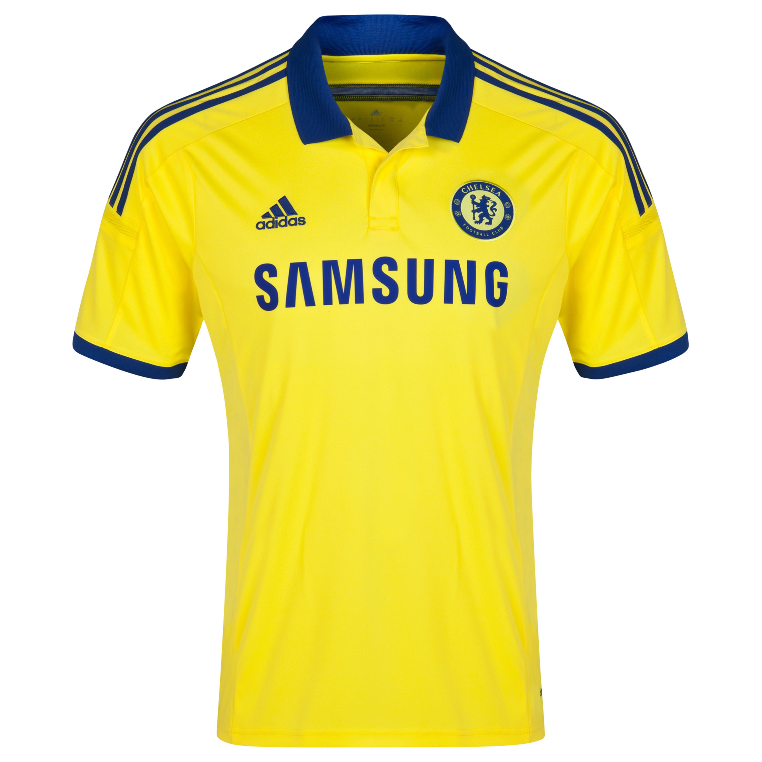 Buy Chelsea Away Kit 2014/15 Kids Yellow