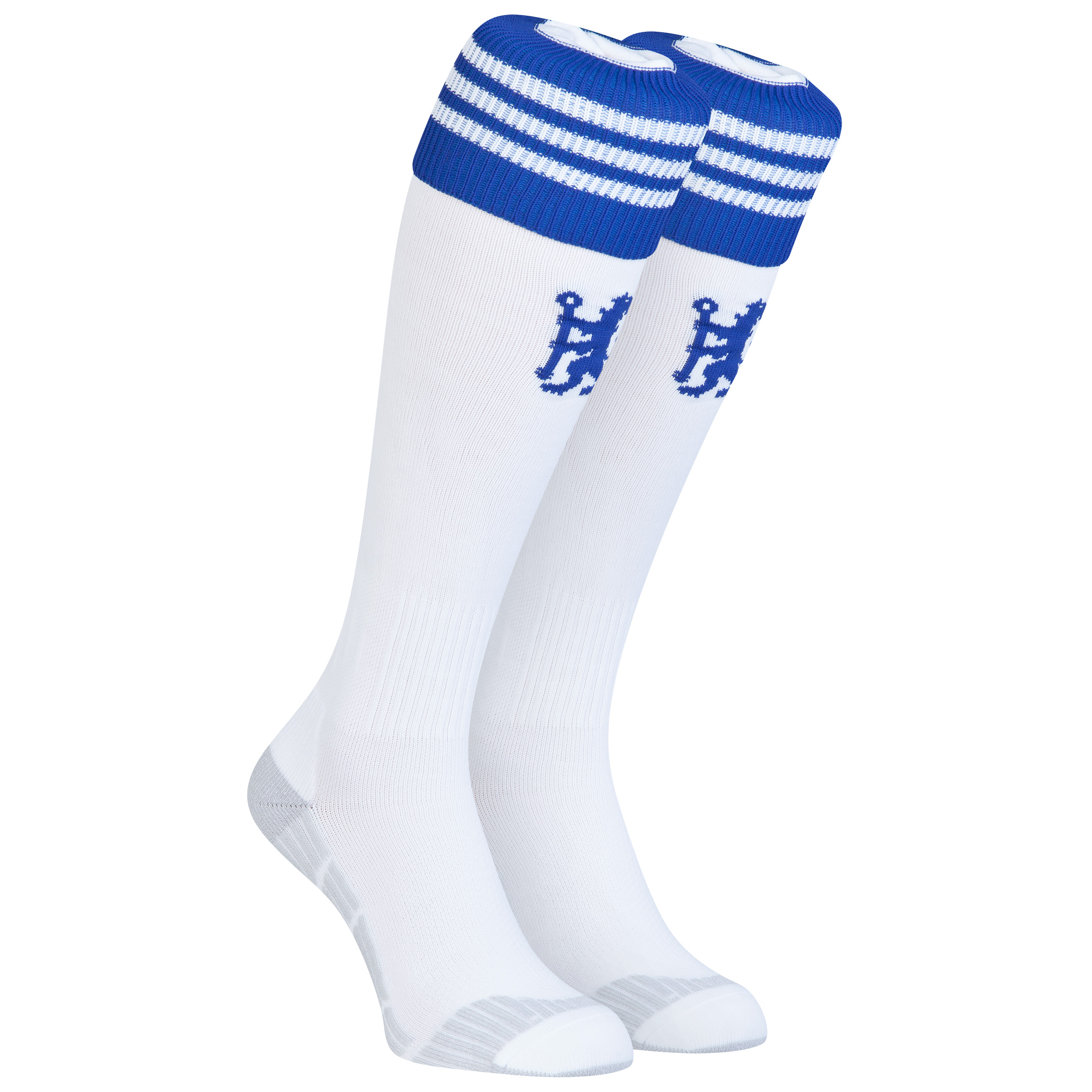 Chelsea Home Socks 2014/15 White
