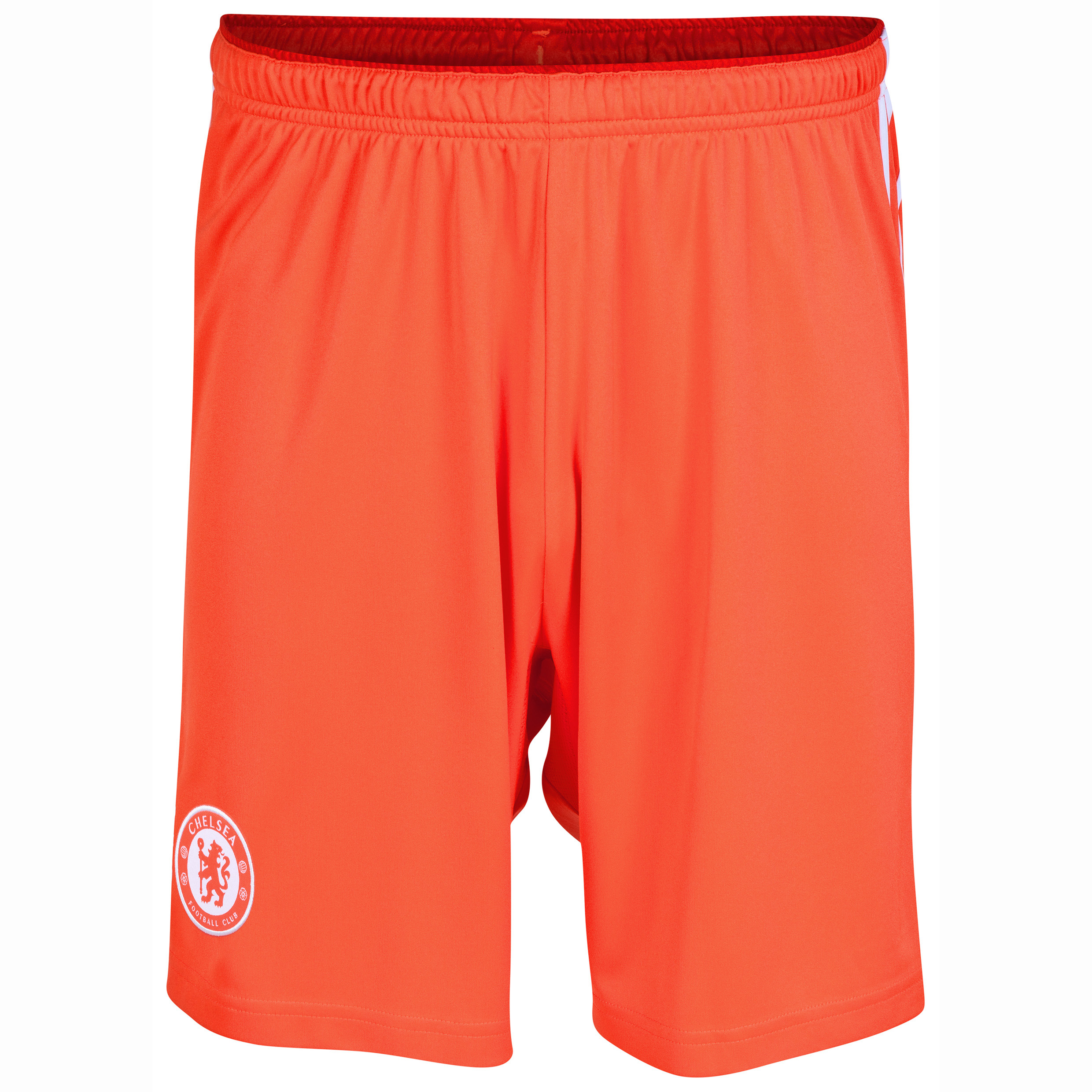 Chelsea Goalkeeper Shorts 2014/15 - Solar Red