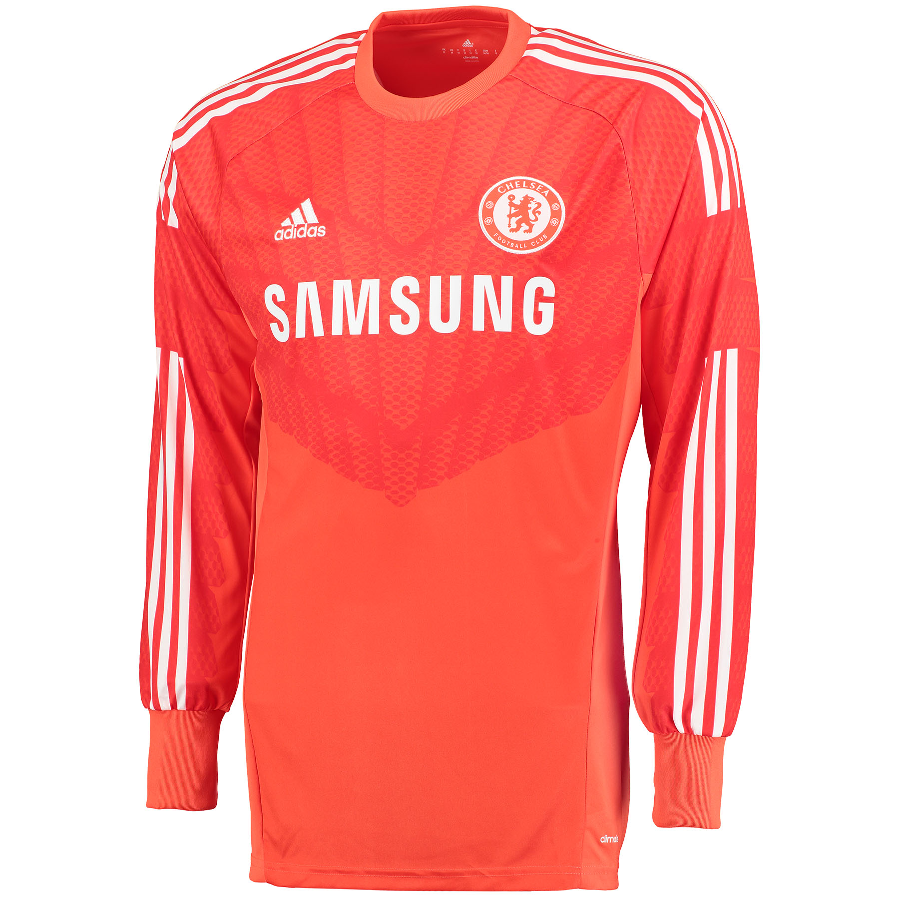 Chelsea Goalkeeper Shirt 2014/15 - Solar