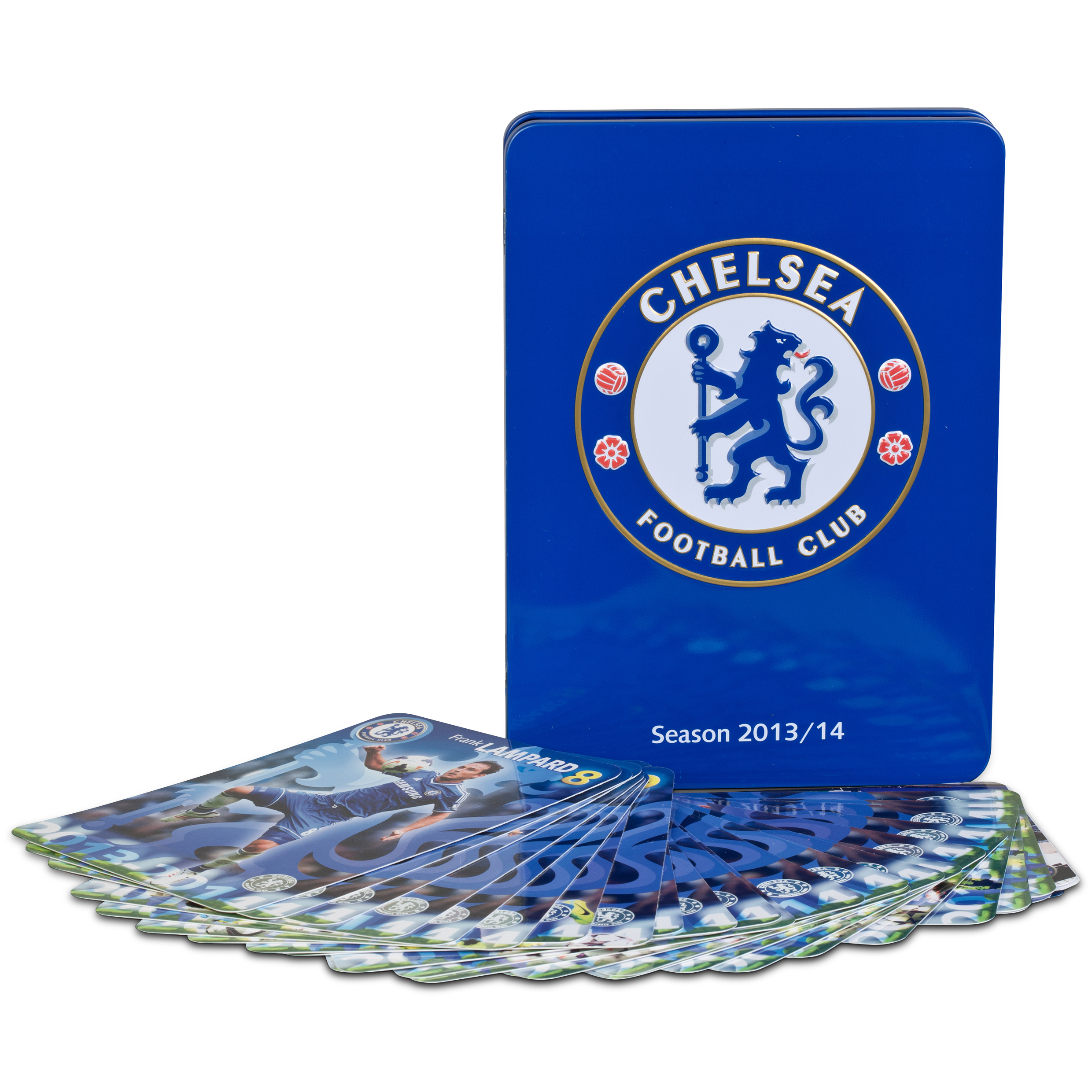 Chelsea 2013-14 Player Legend Cards Set