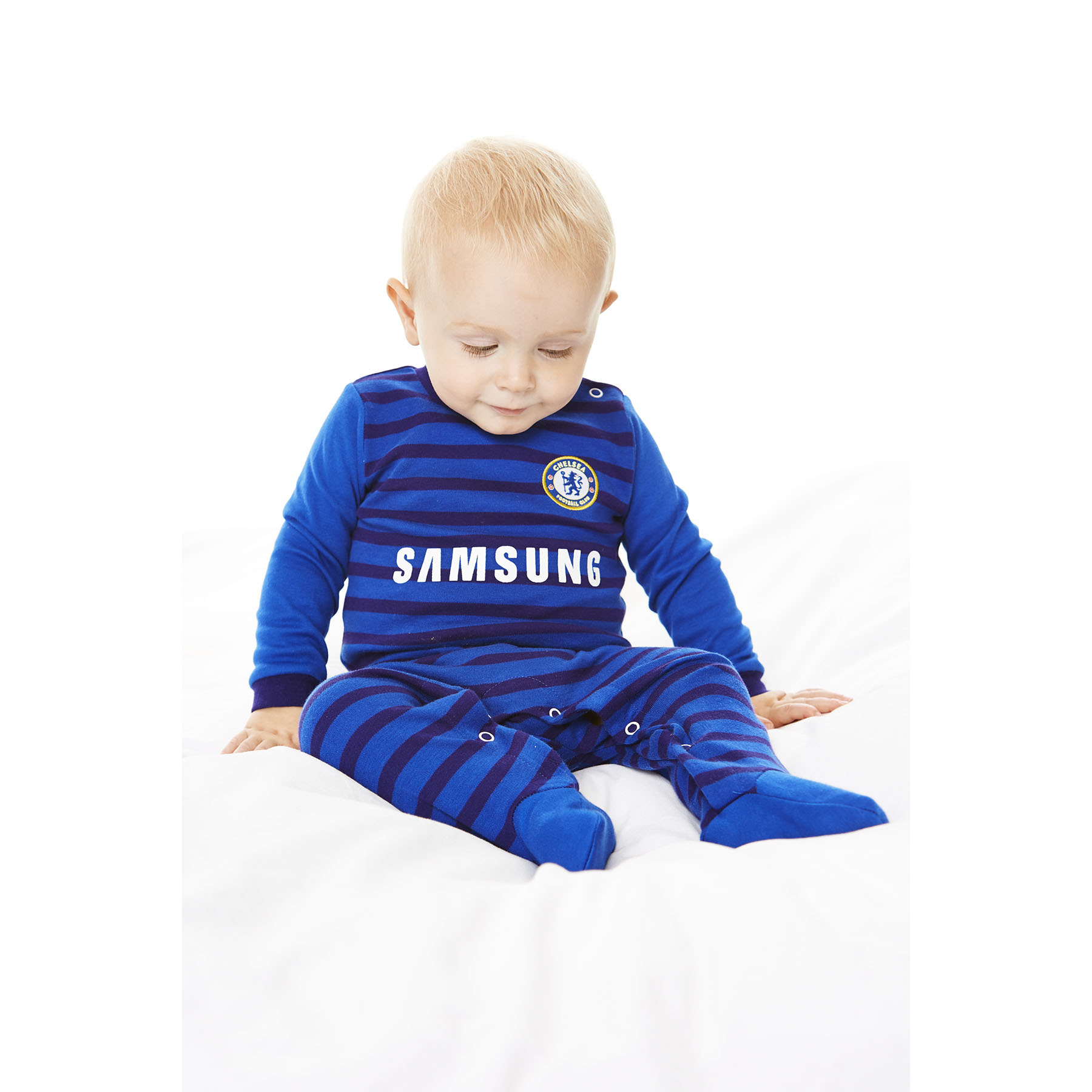 Chelsea Core Kit Sleepsuit - Baby
