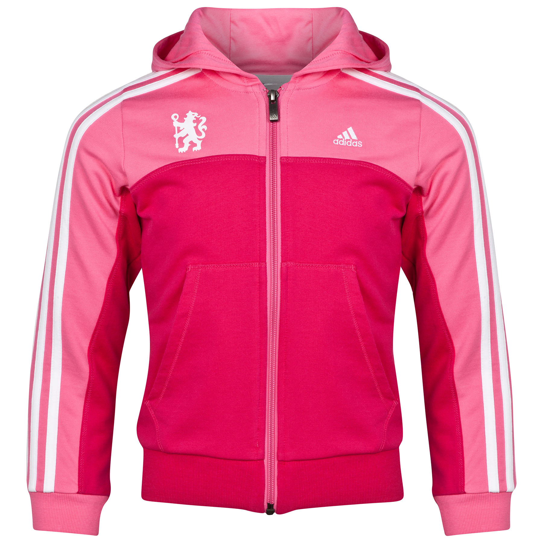 Chelsea Essentials Full Zip Hoody - Girls