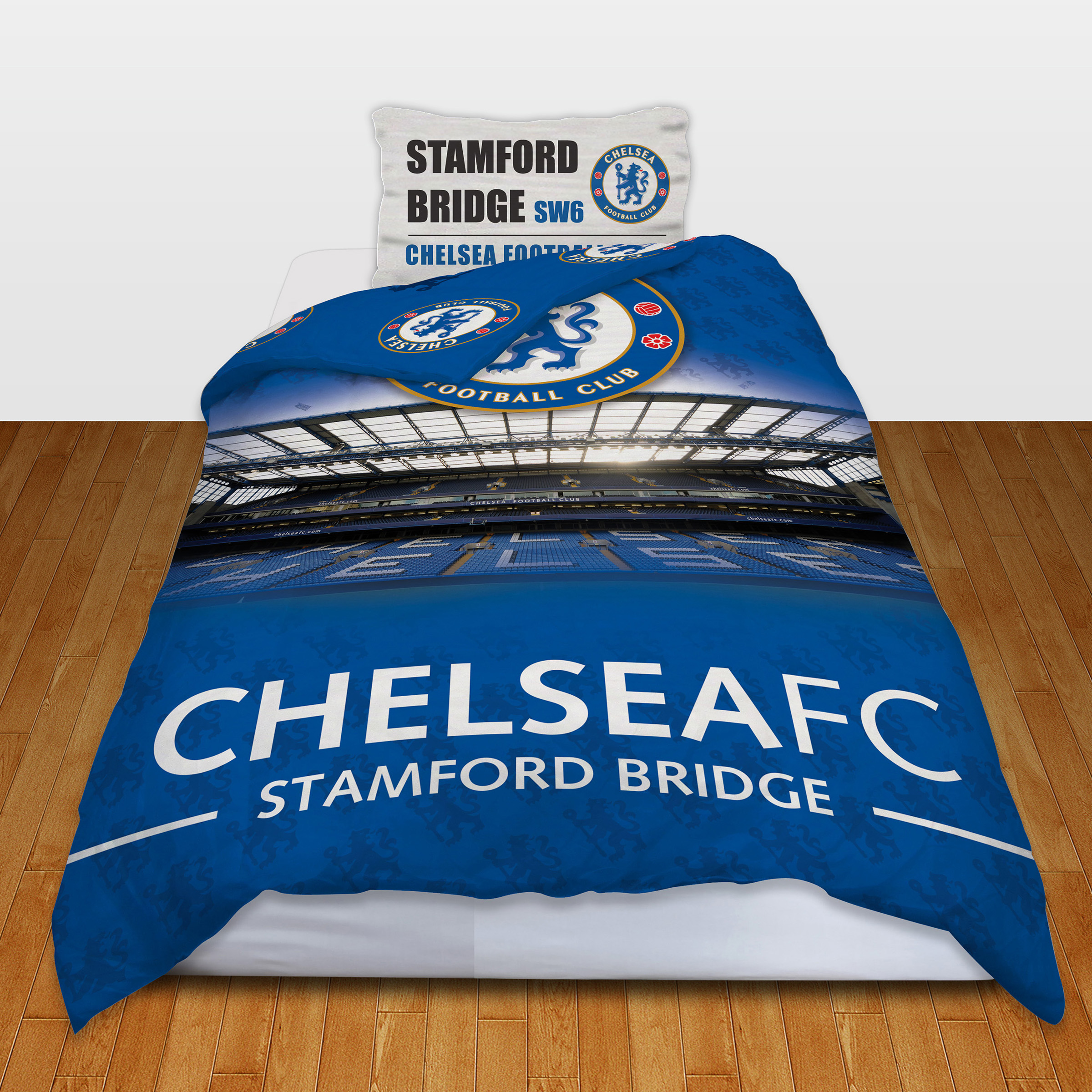 Chelsea Stadium Duvet - Single
