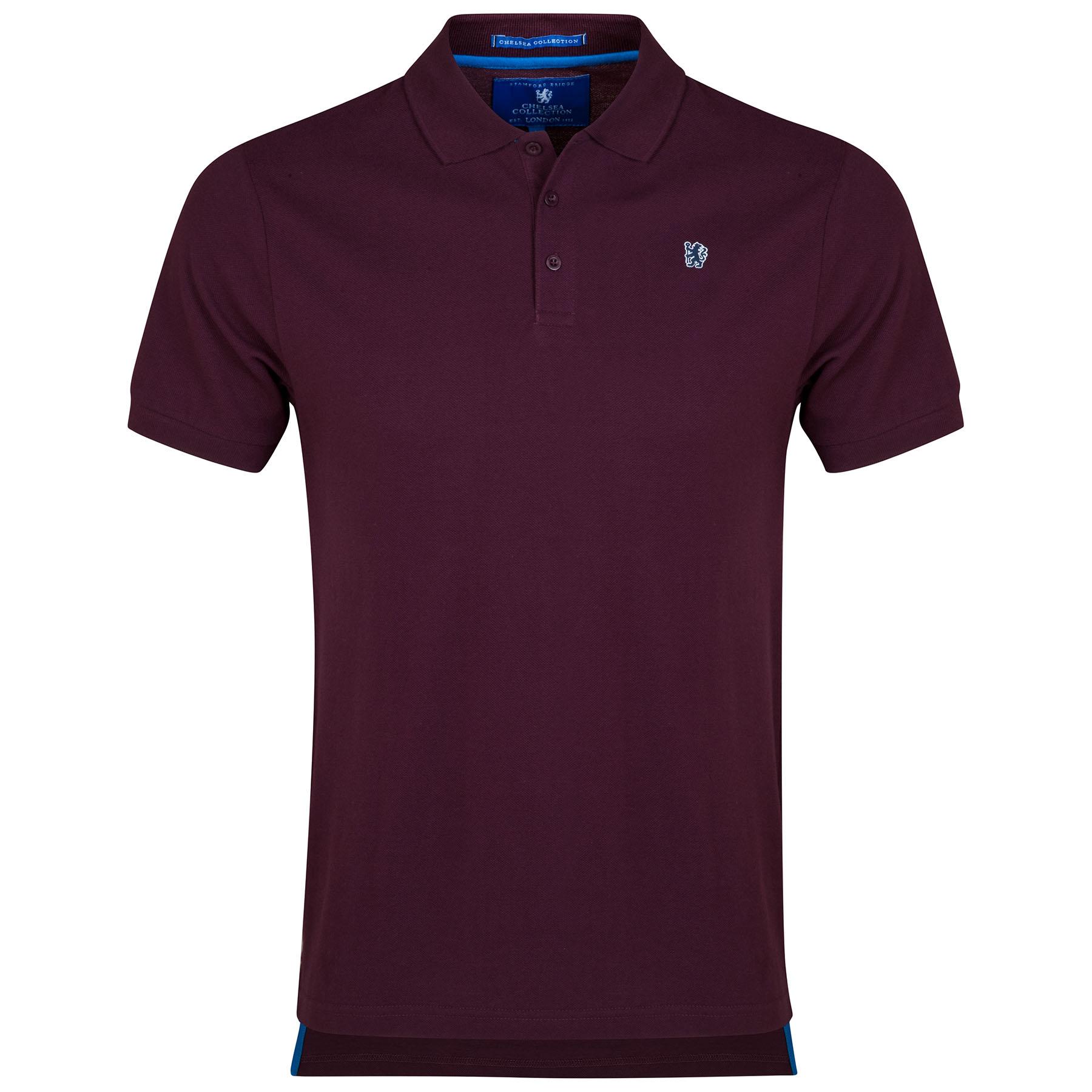 Chelsea Lion Polo Shirt - Porto - Mens