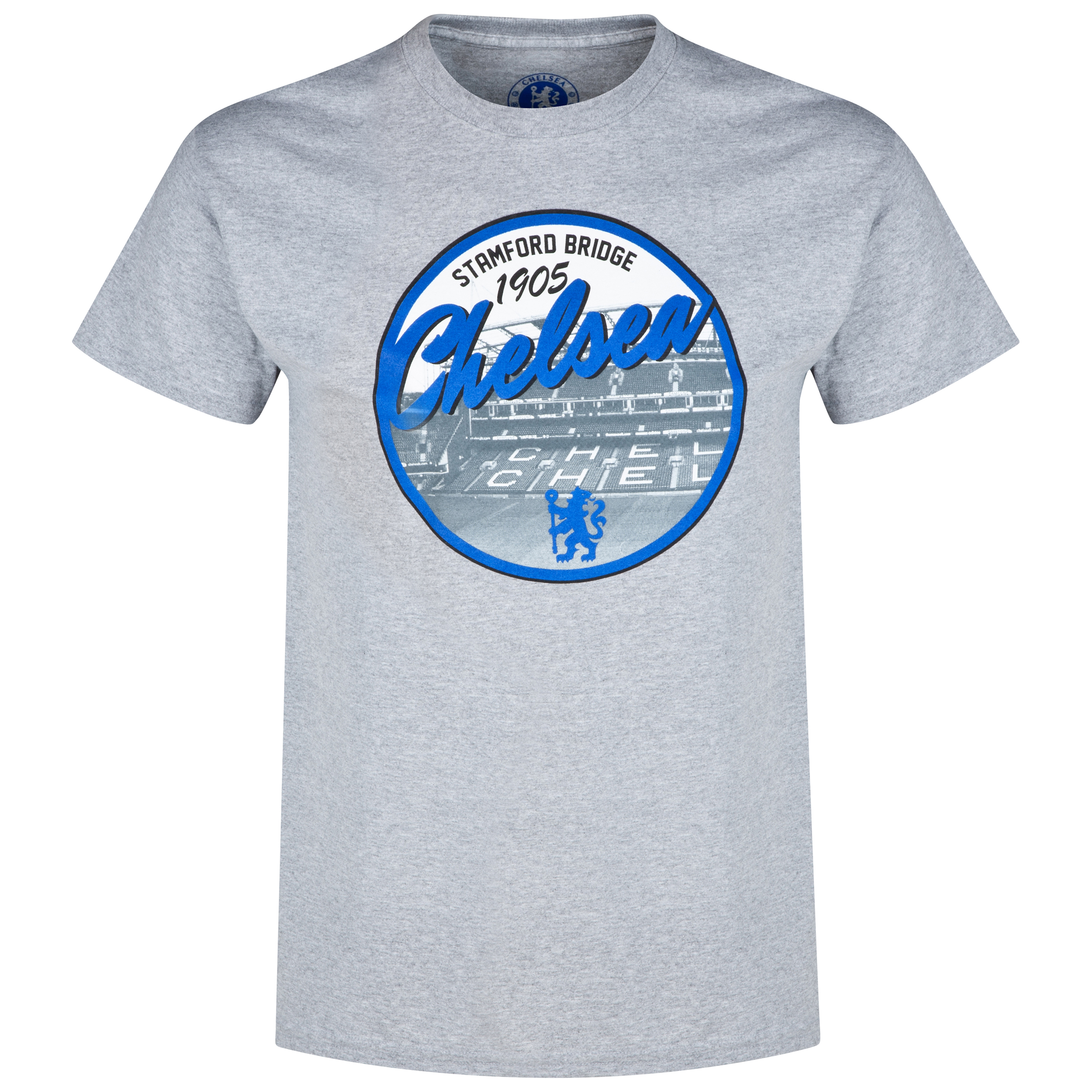 Chelsea Stadium T-Shirt - Sports Grey - Mens