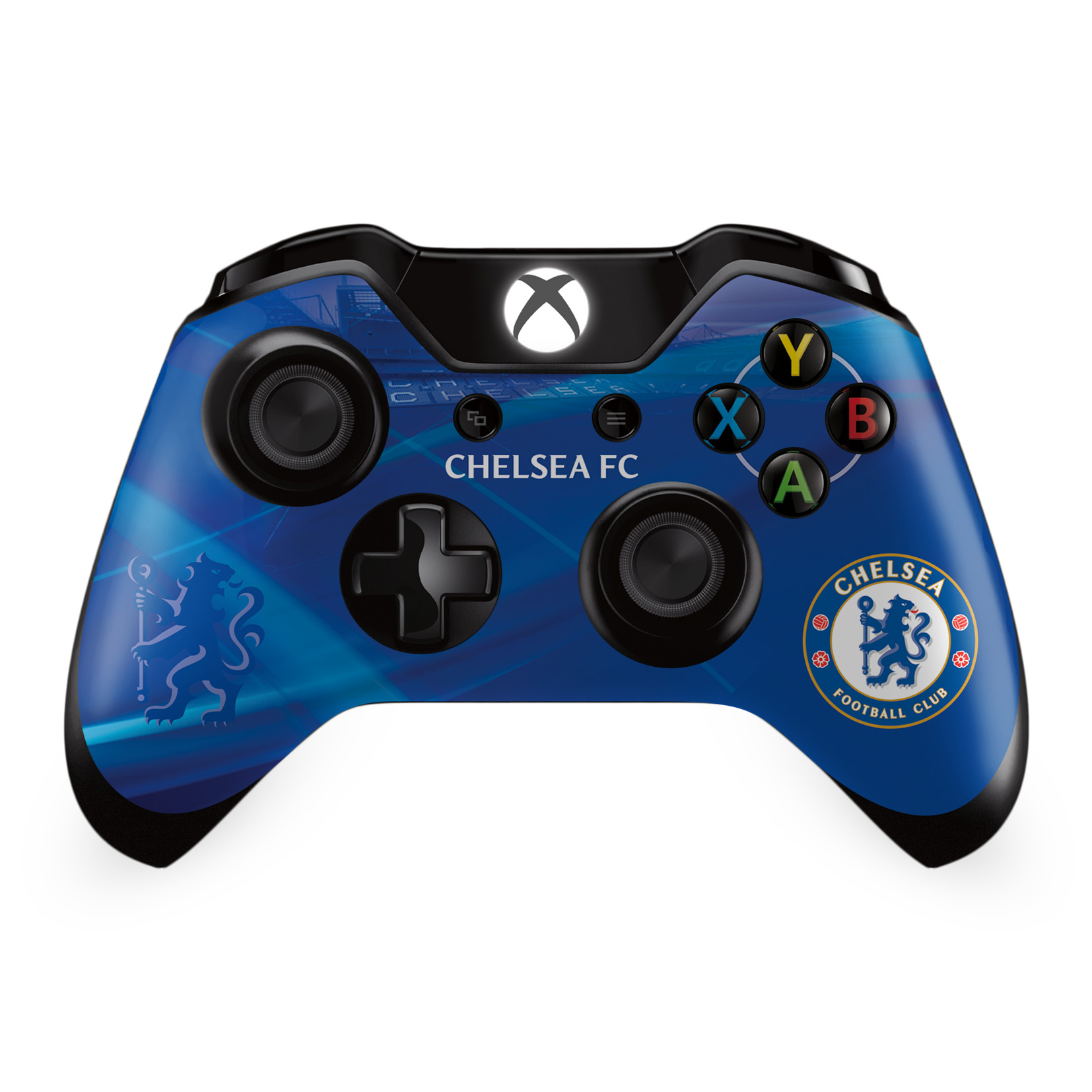 Chelsea Xbox One Games Controller Skin