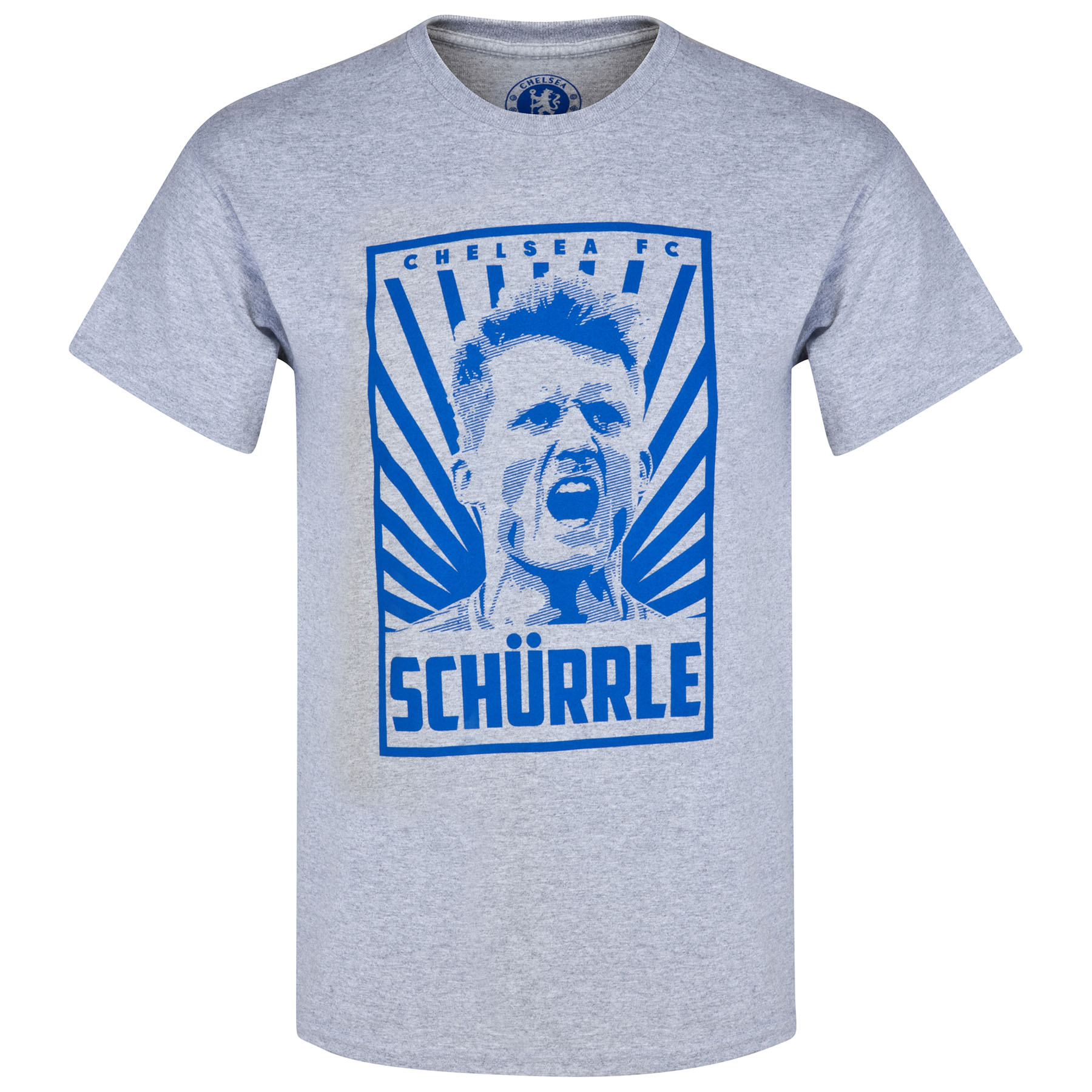 Chelsea Schurrle T-Shirt - Sports Grey - Mens