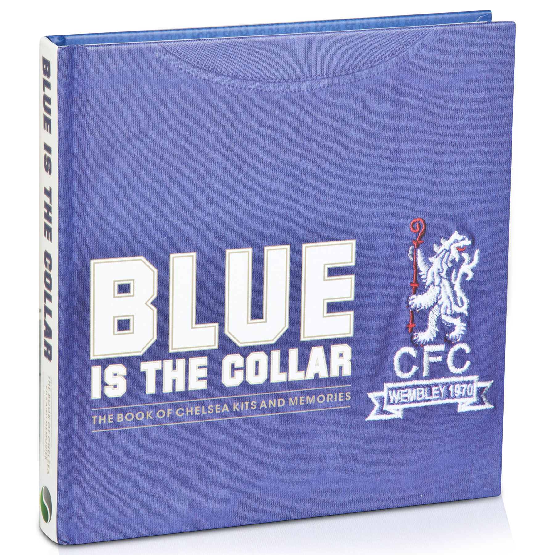 Chelsea Blue Is The Collar - Hardback Book