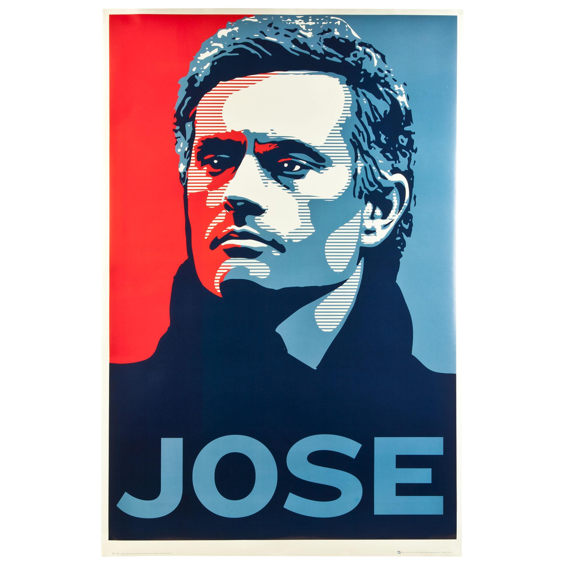 Chelsea Jose Mourinho Poster - 61 x 92cm