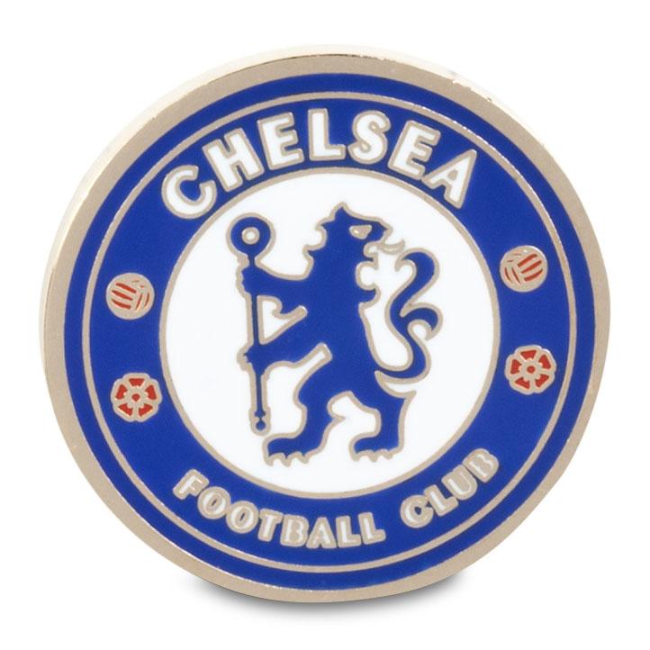 Chelsea Hard Enamel Ball Marker