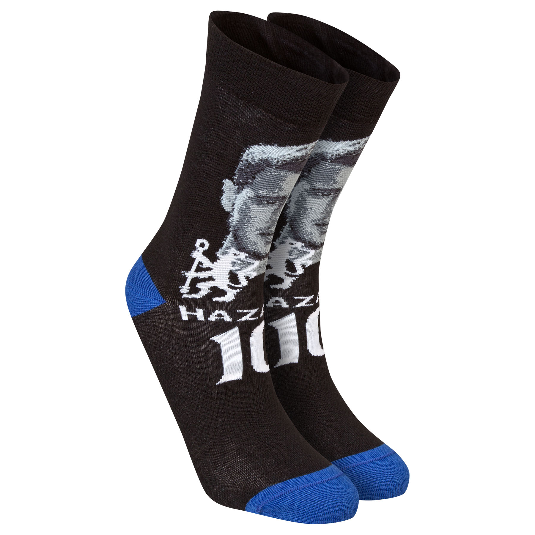 Chelsea Hazard Player Socks - Black - Boys