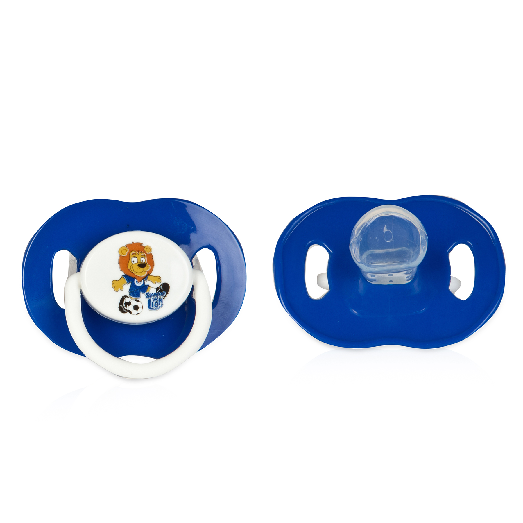 Chelsea Baby Soothers 2 Pack