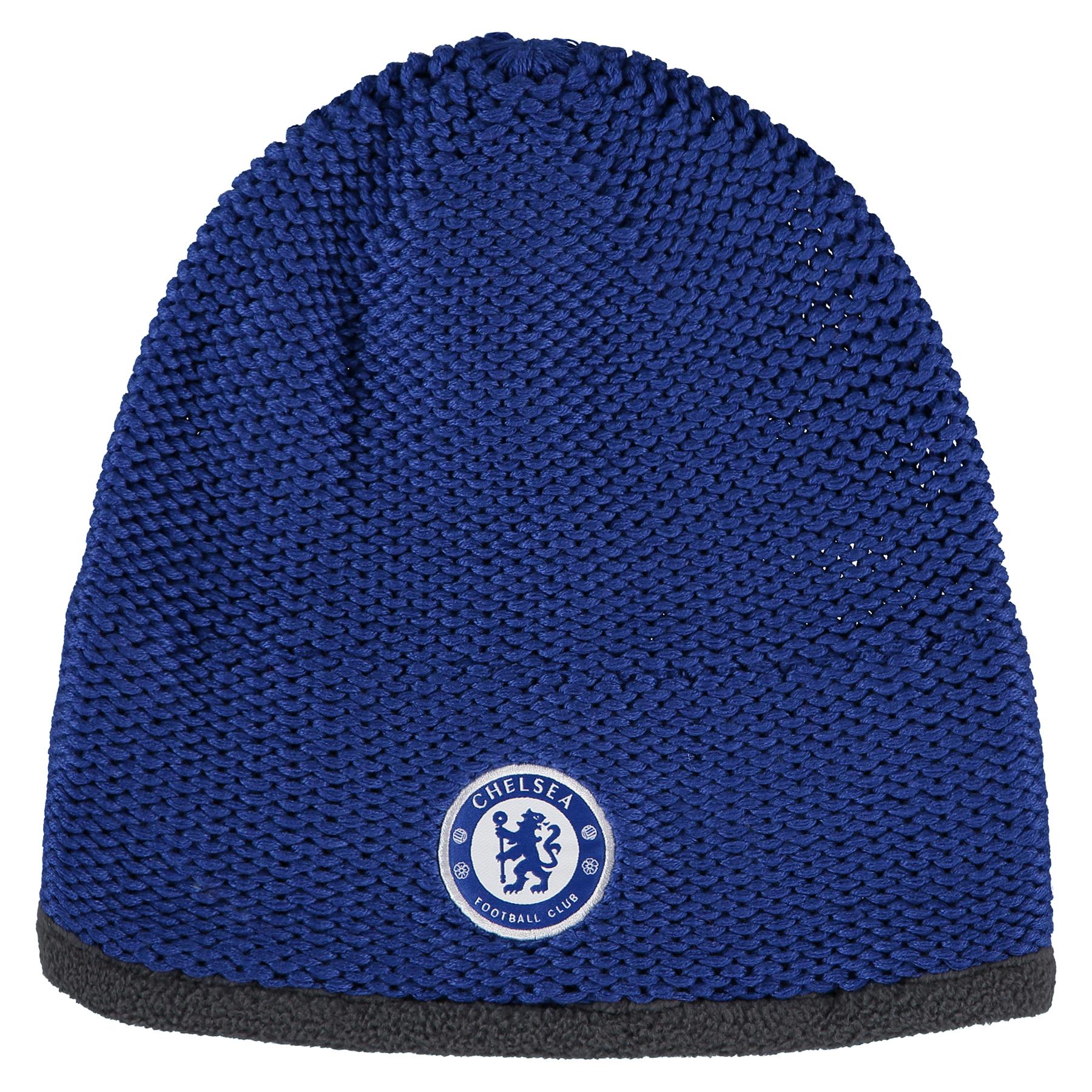 Chelsea Beanie Blue