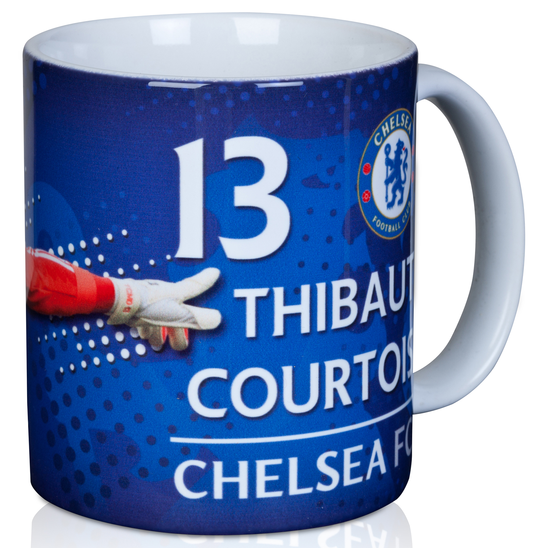 Image of Chelsea Courtois Mug, N/A