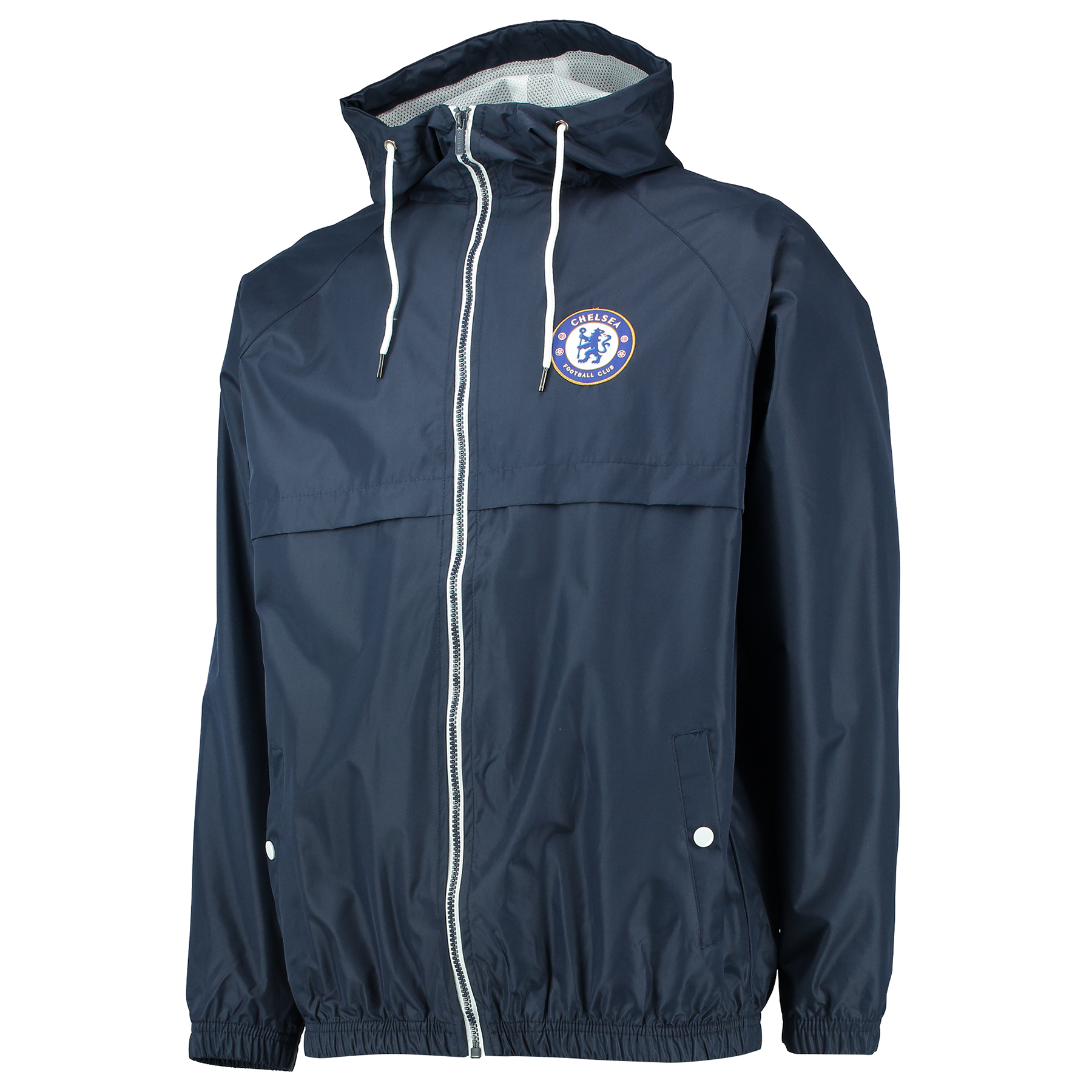 Chelsea Classic Shower Jacket - Navy - Mens