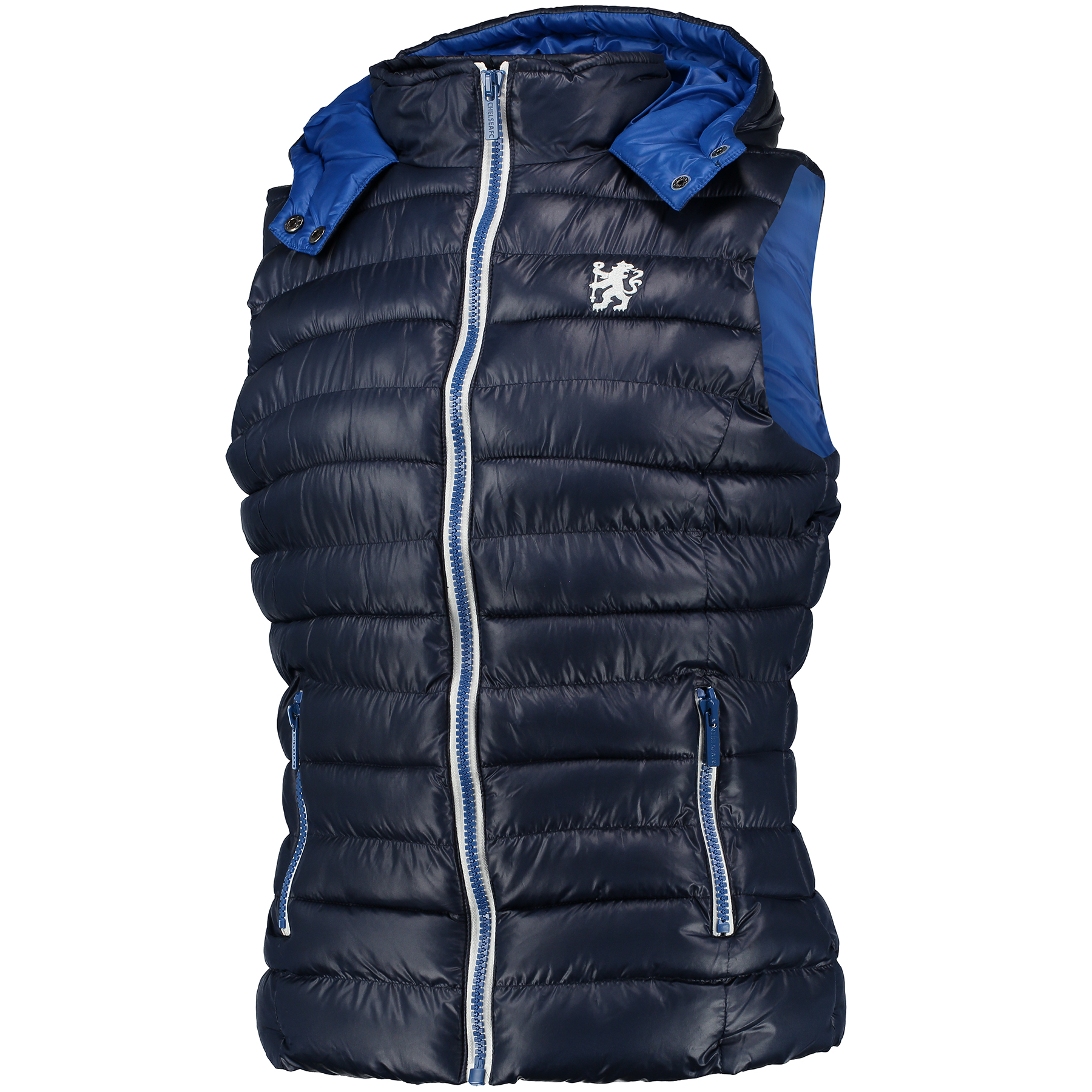 Chelsea Quilted Gilet - Navy - Womens