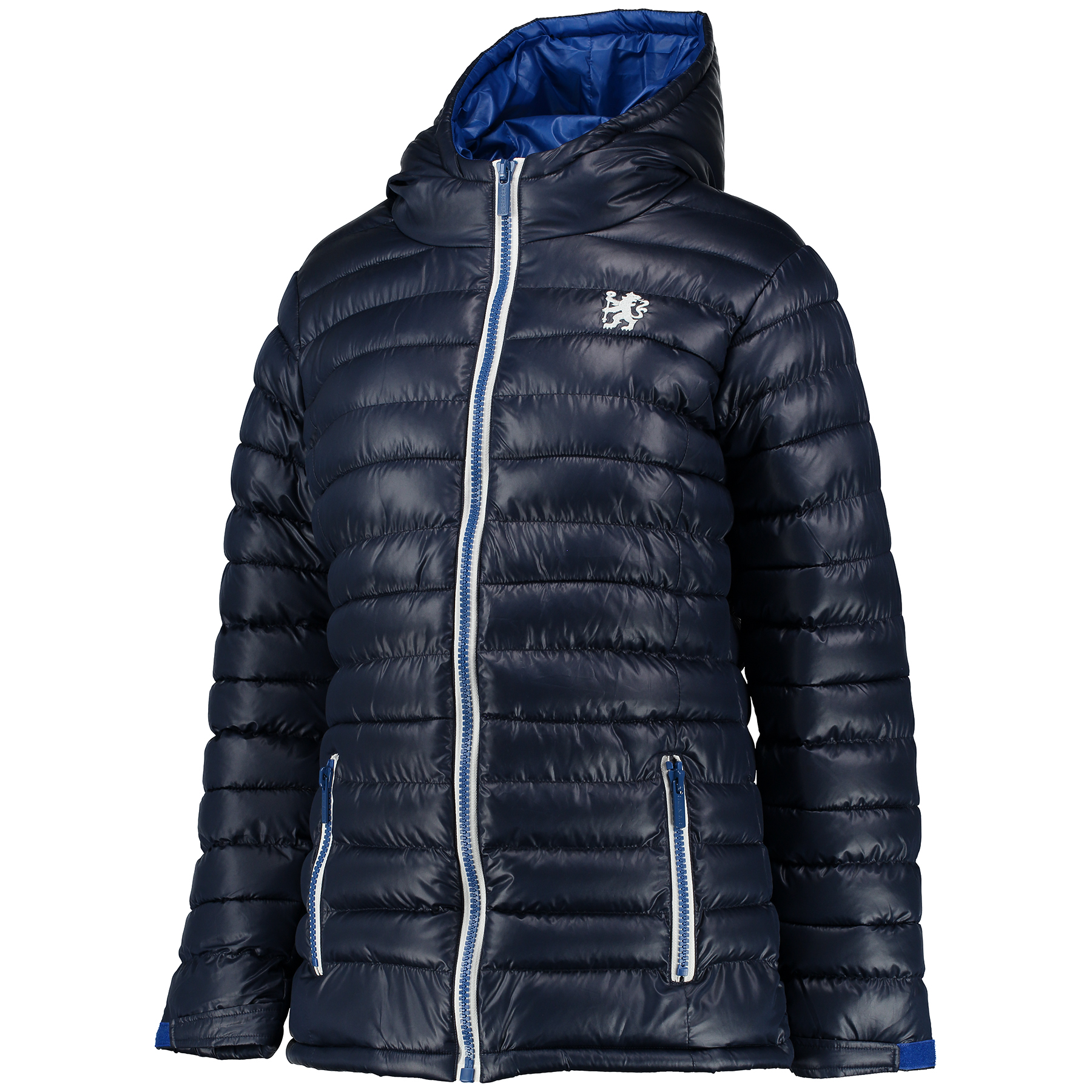 Chelsea Quilted Jacket - Navy - Womens