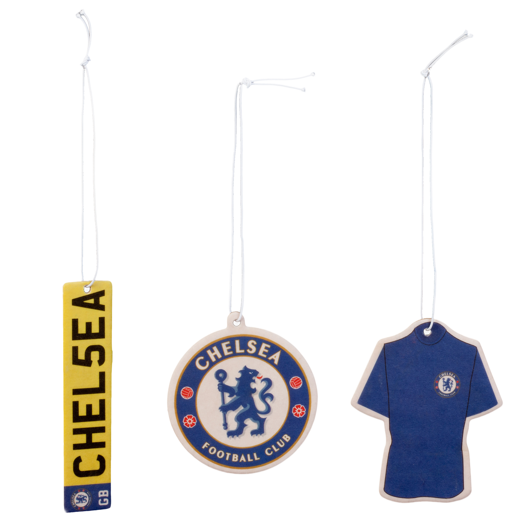 Chelsea Car Air Freshener - 3 Pack