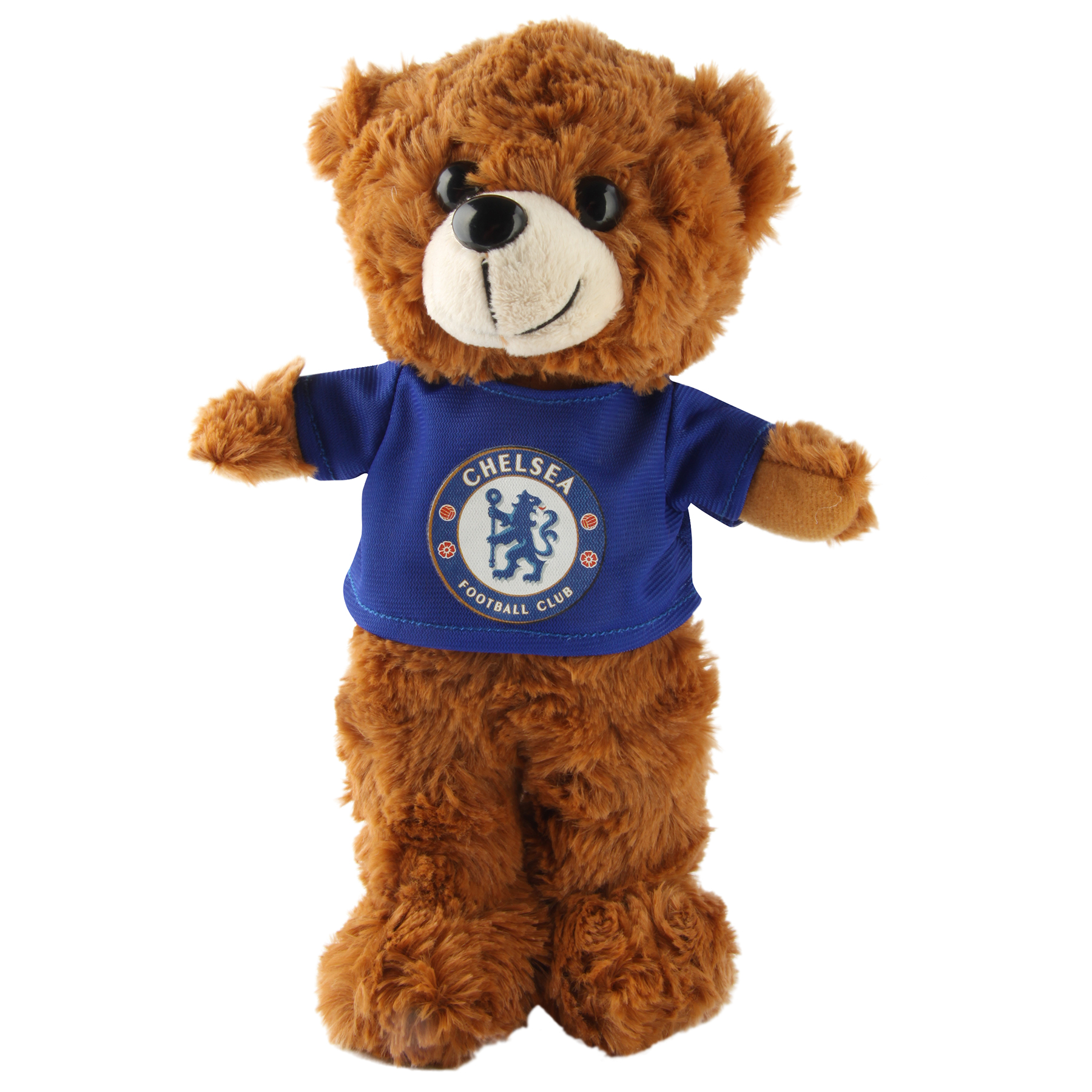 Image of Chelsea Fuzzy Bear - 9 Inch