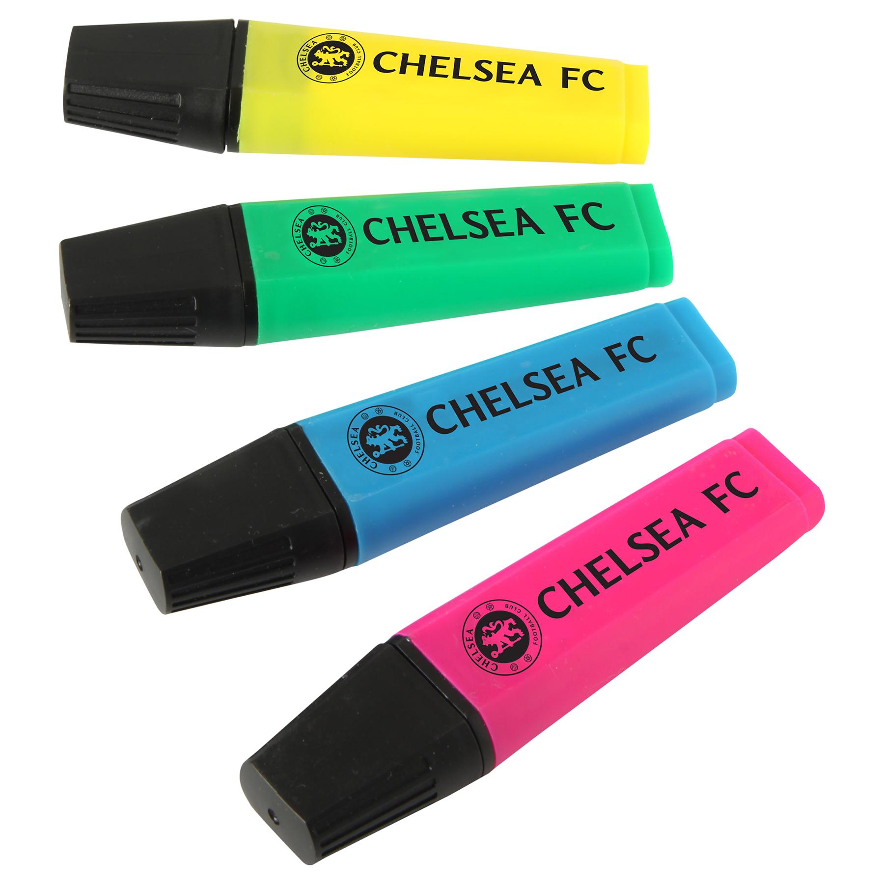 Chelsea Highlighter Set - 4 Pack