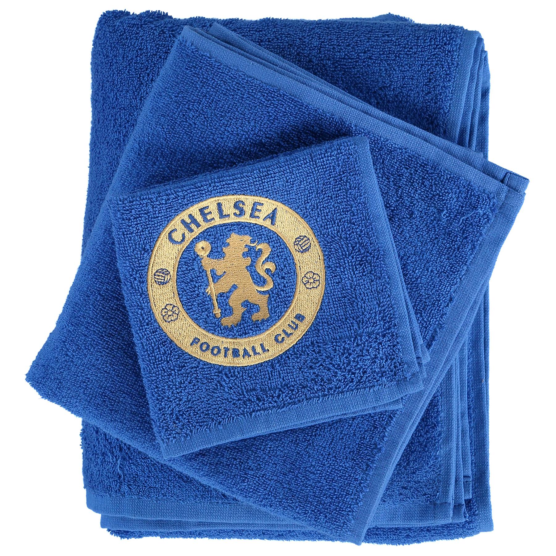 Chelsea Jacquard Towel Set