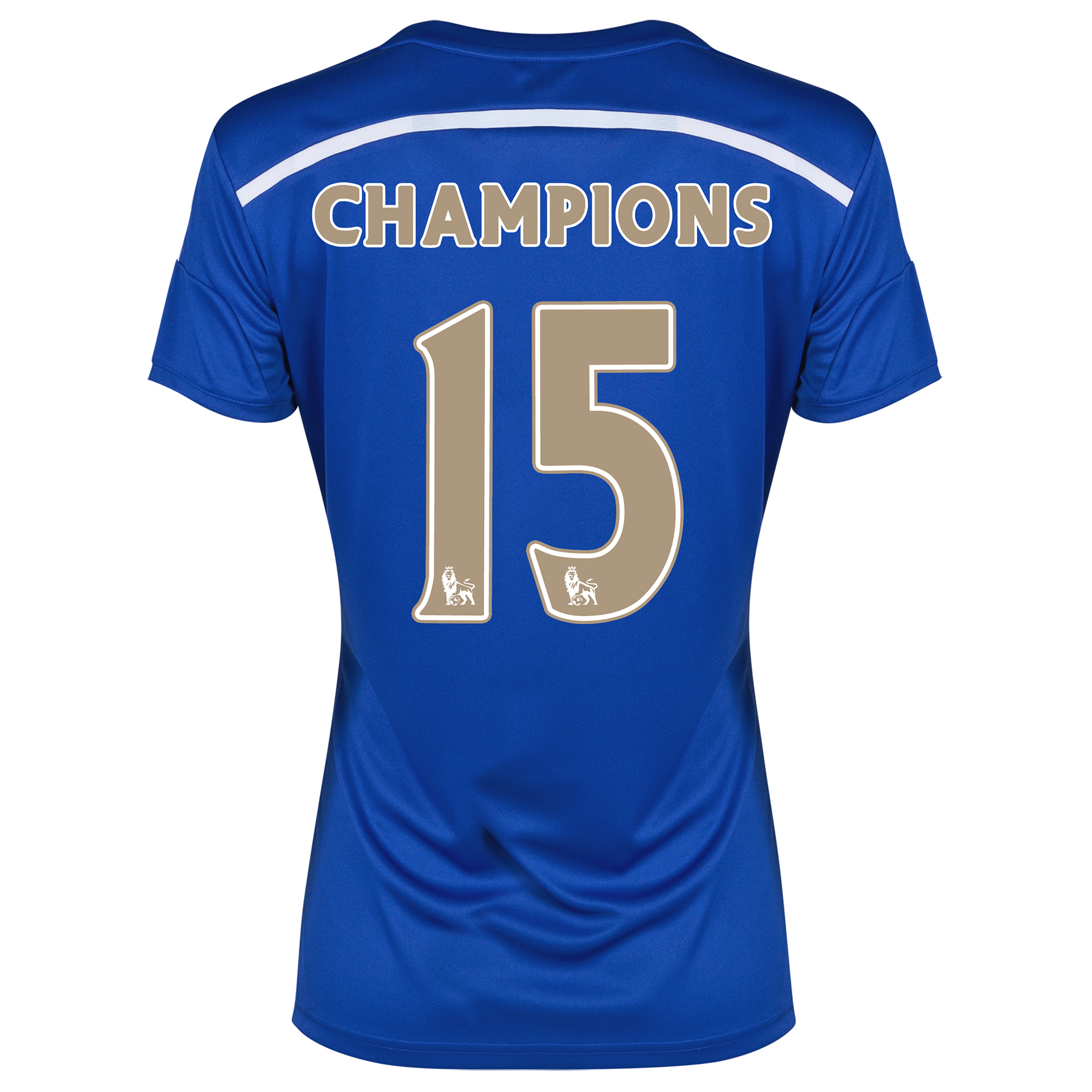 Chelsea Champions 2015 Home Shirt - Womens